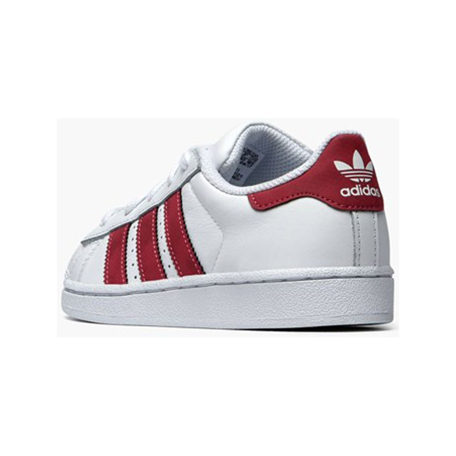 adidas Originals Superstar - Baskets en cuir bi-matière - blanc ... 7e916956f7d