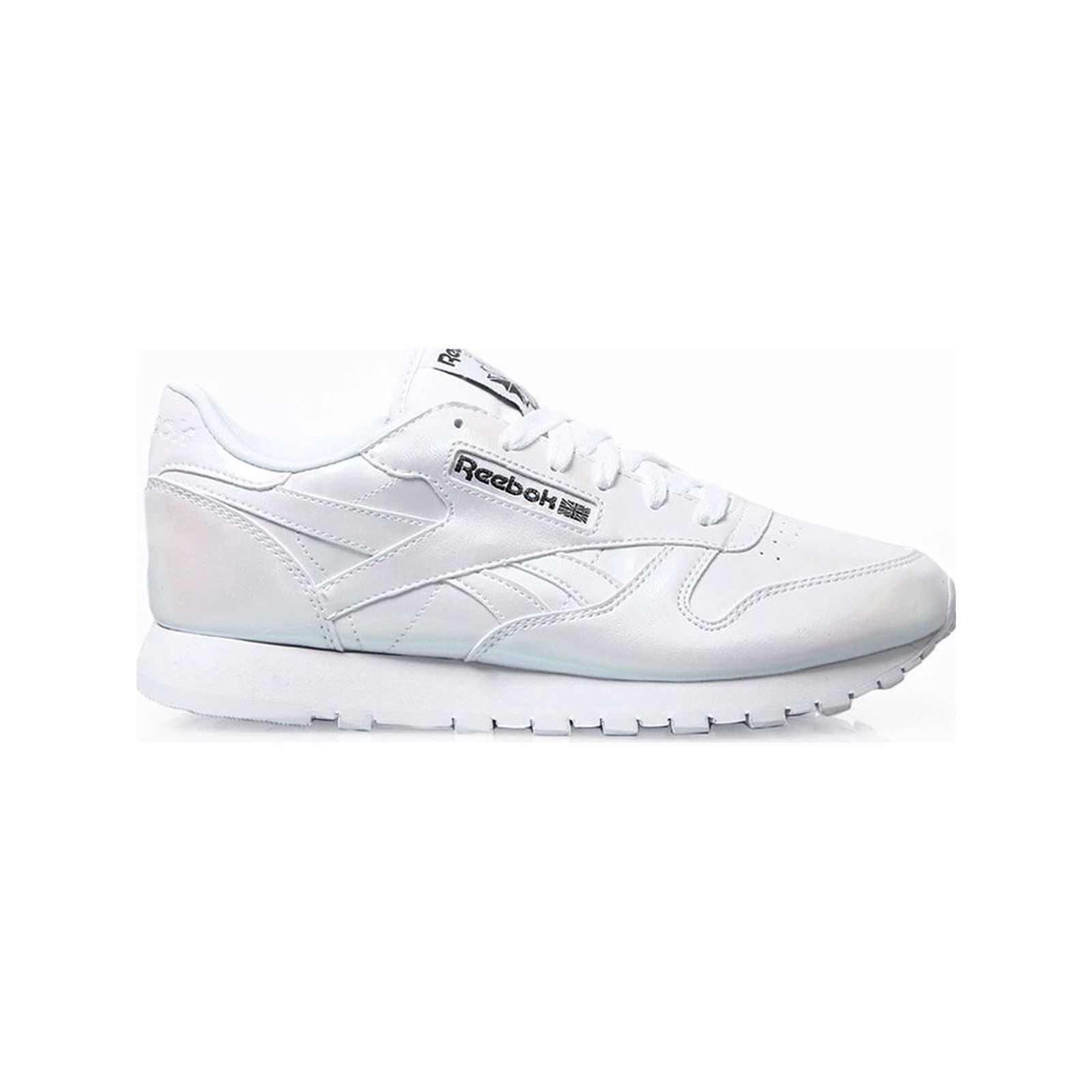 REEBOK CL pelle PP LTHR CLASSICS in bianco Sneakers SS5wrq
