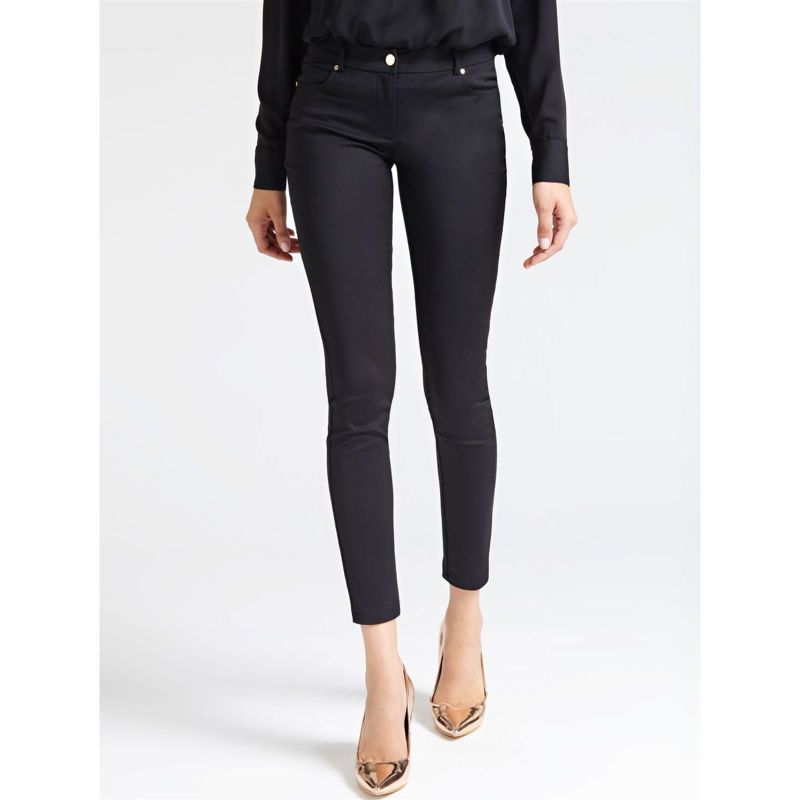 Marciano Los Angeles Pantalon 5 poches - noir   BrandAlley 70dee9d55c62