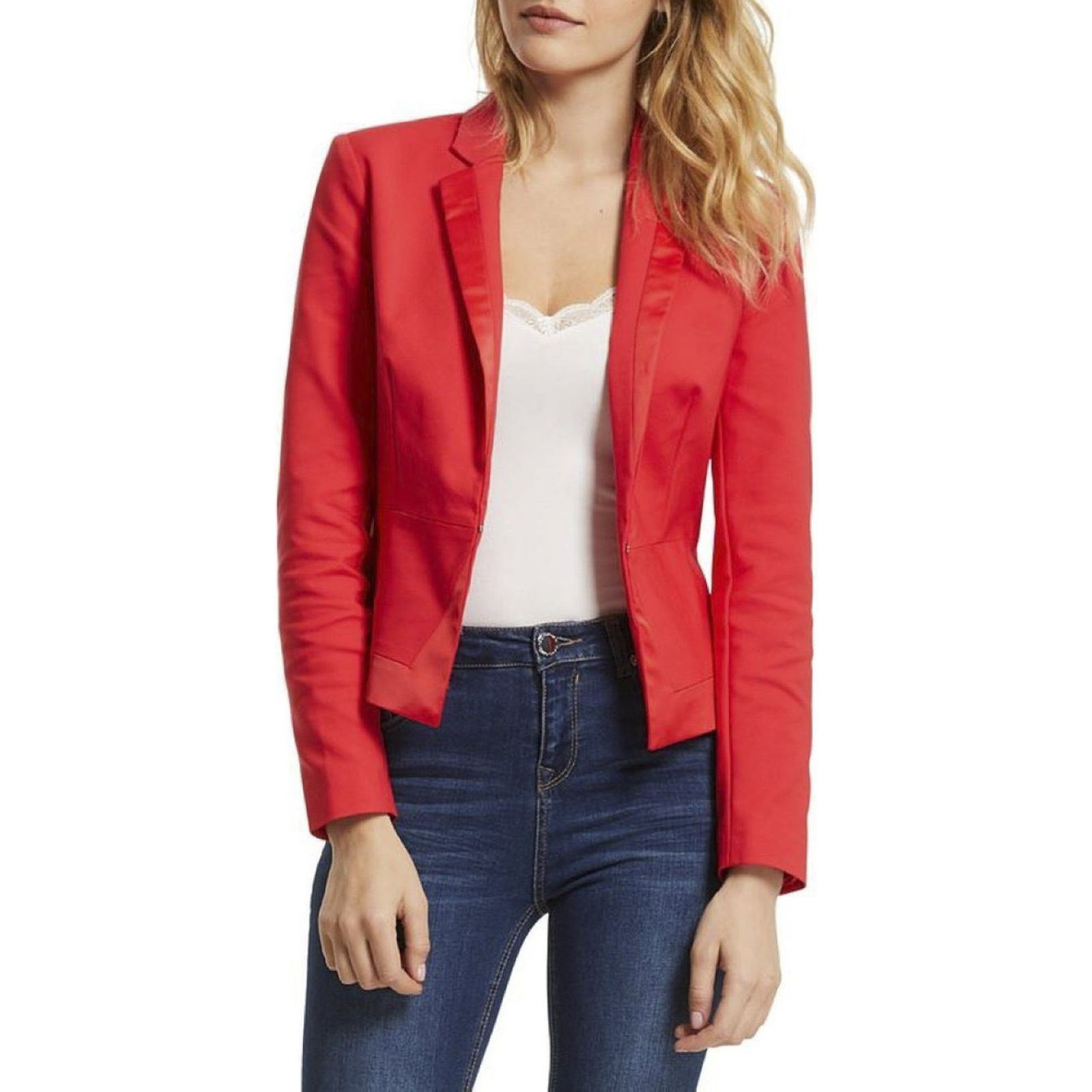 Double Brandalley Corail Morgan City Veste w6x4H