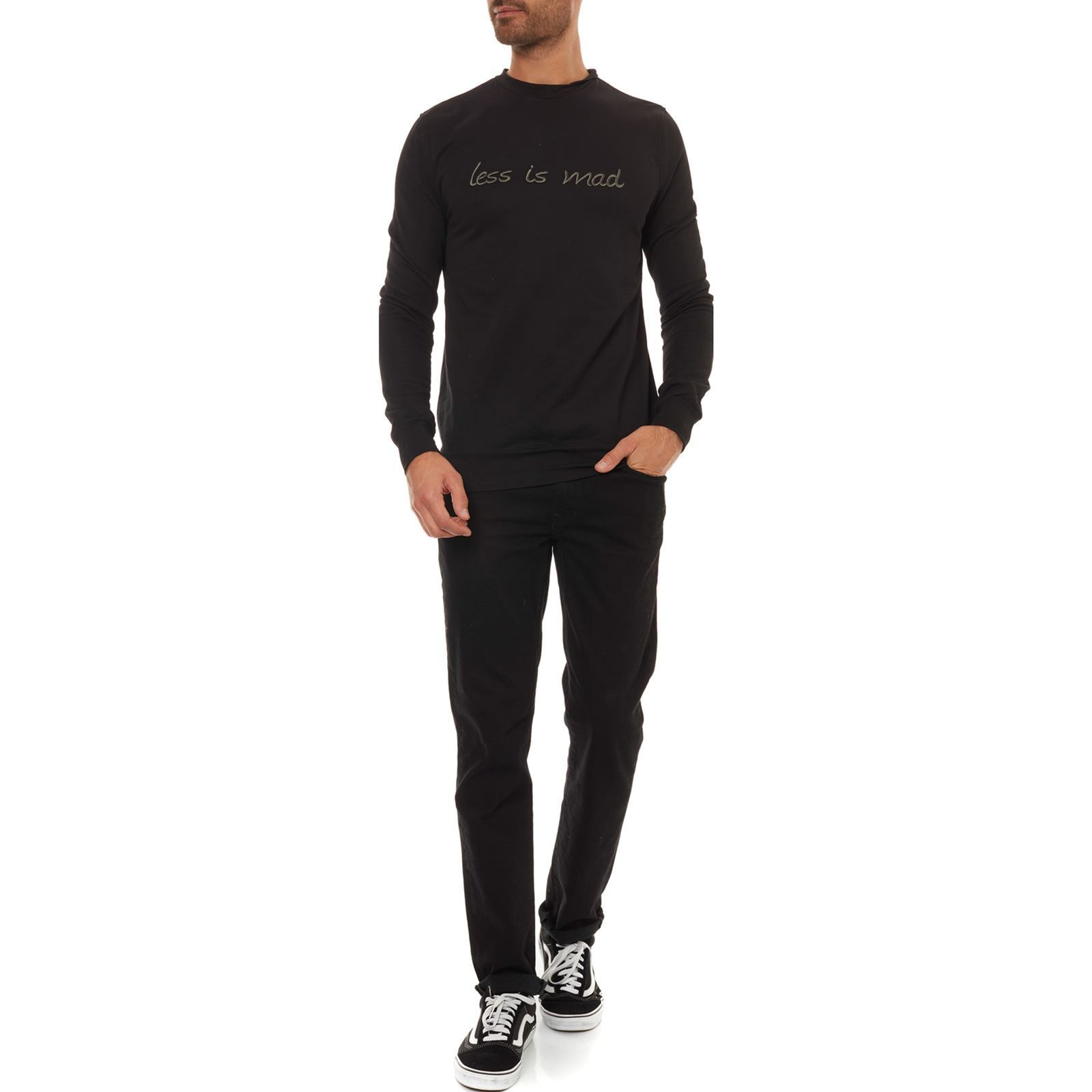 Mad Shirt Sweat Brandalley Maison Noir Z6dxZP 2a1e787f6ff