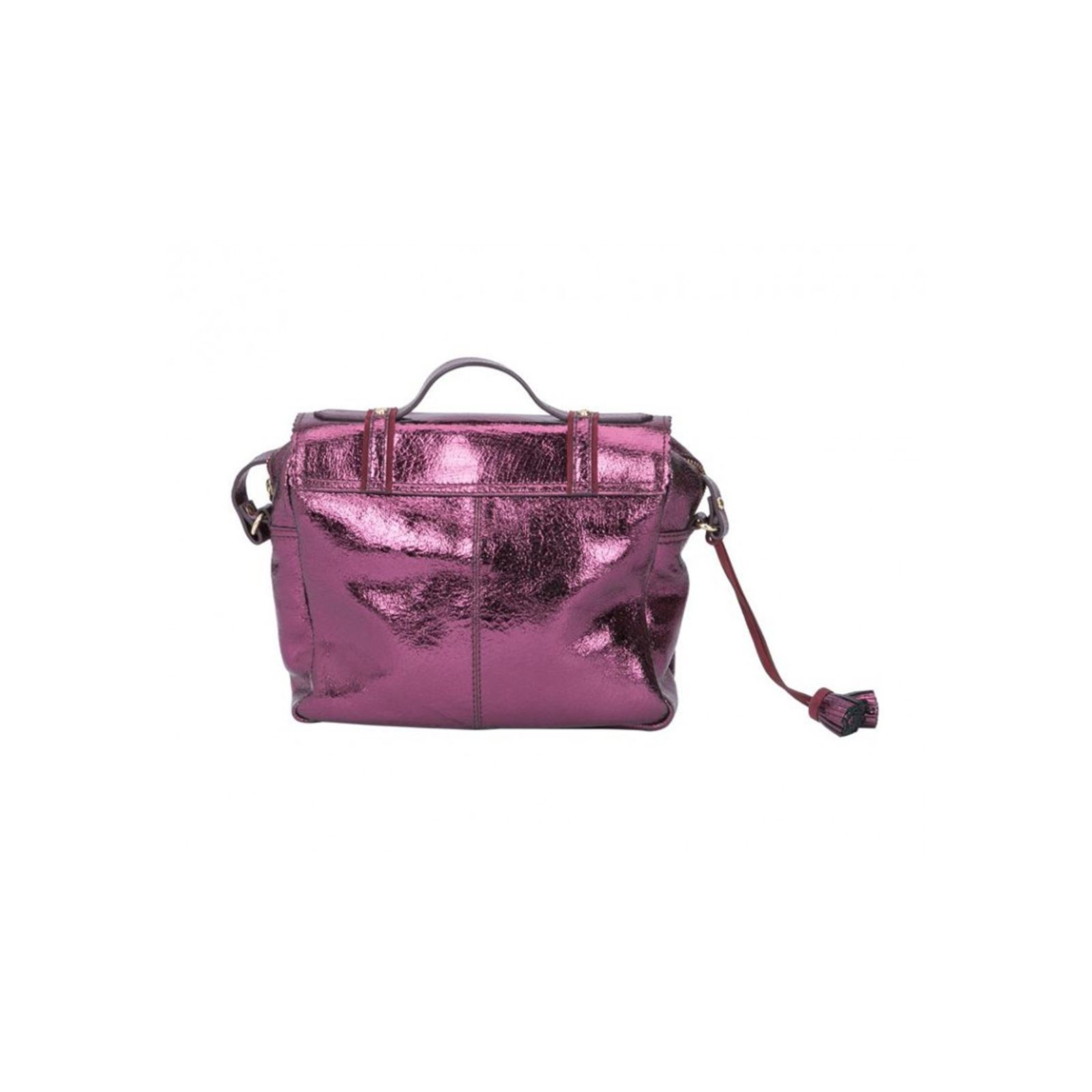 9995ba2cc3 Lollipops Claudine - Sac cartable en cuir - violet | BrandAlley