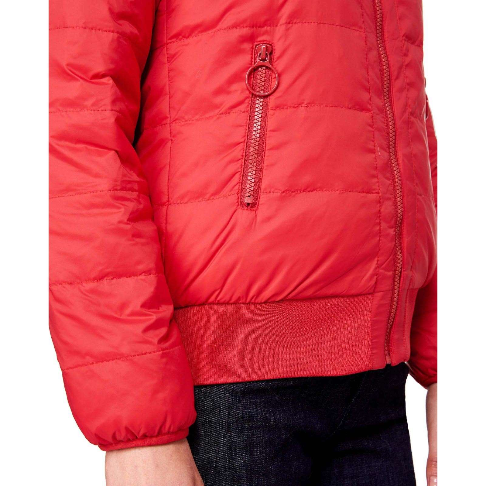 5aa6690852df Benetton Doudoune réversible - rouge   BrandAlley
