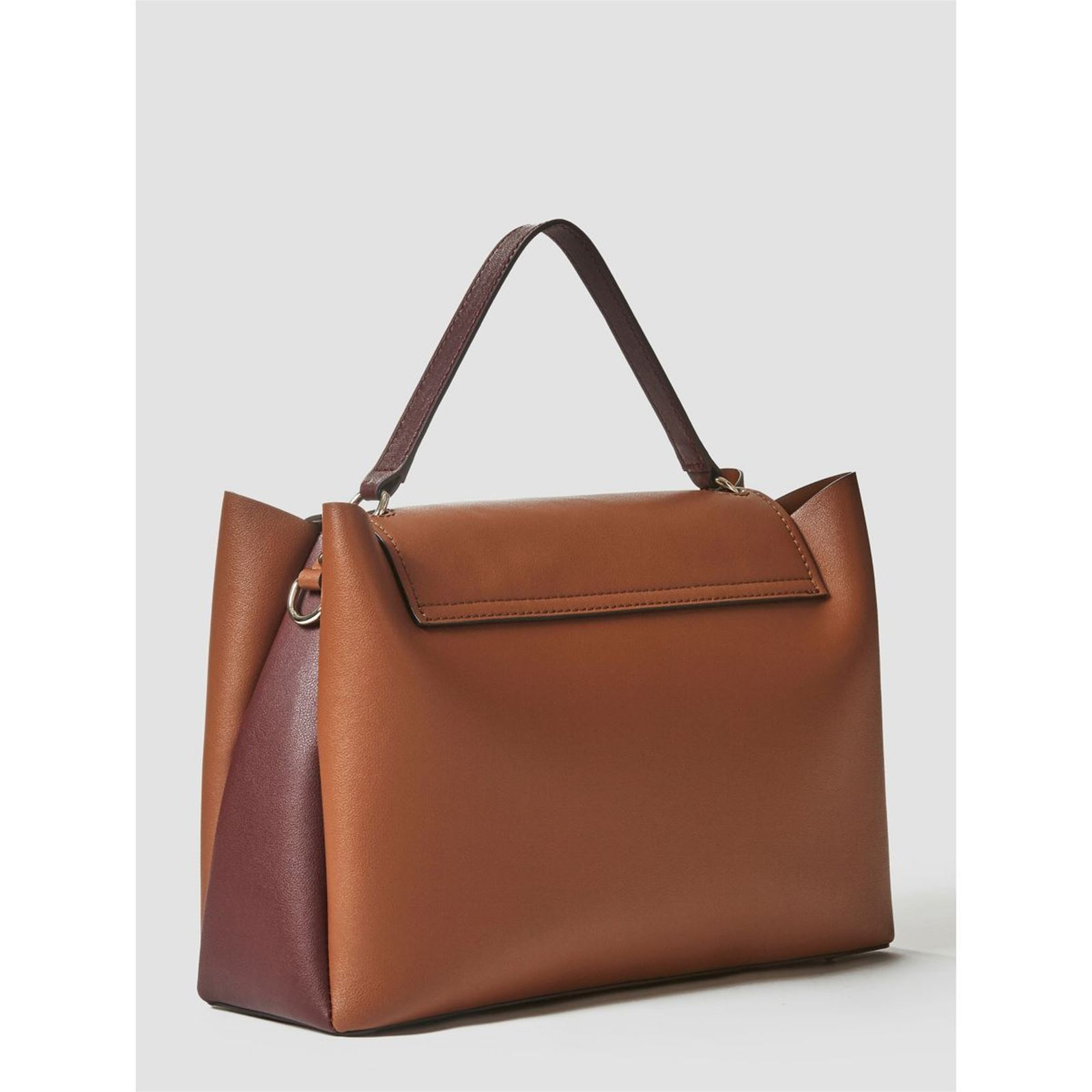 Sac Ella Oqc050 In Brandalley Guess Marron À Main Denounce TlFJcK13
