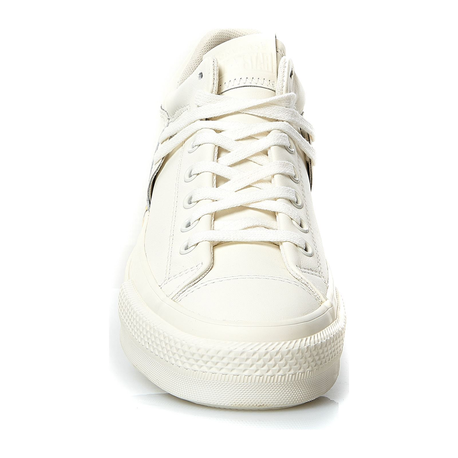 converse all star avorio basse