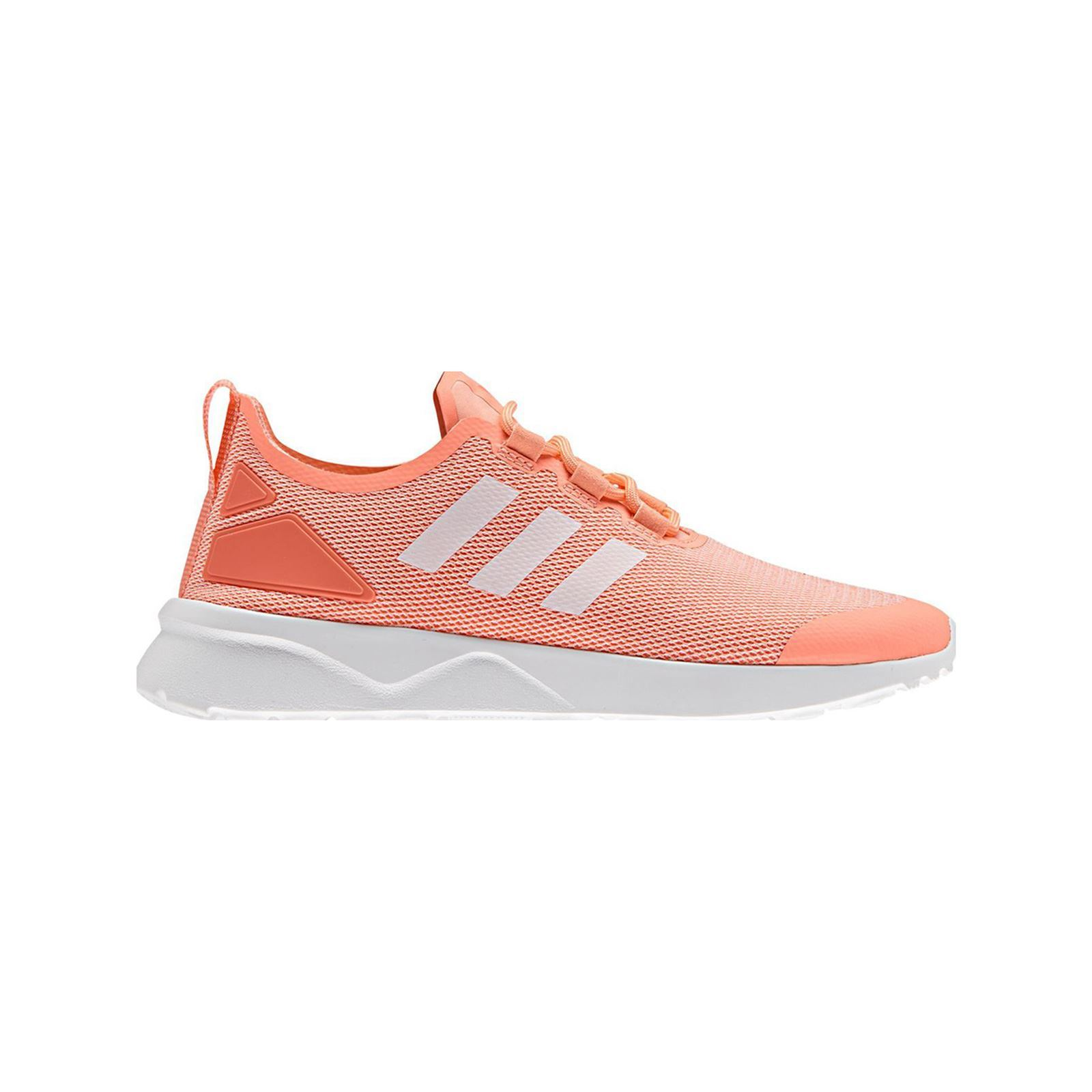 991a5d9f18 adidas Originals Zx Flux Adv Verve W - Low Sneakers - orange ...