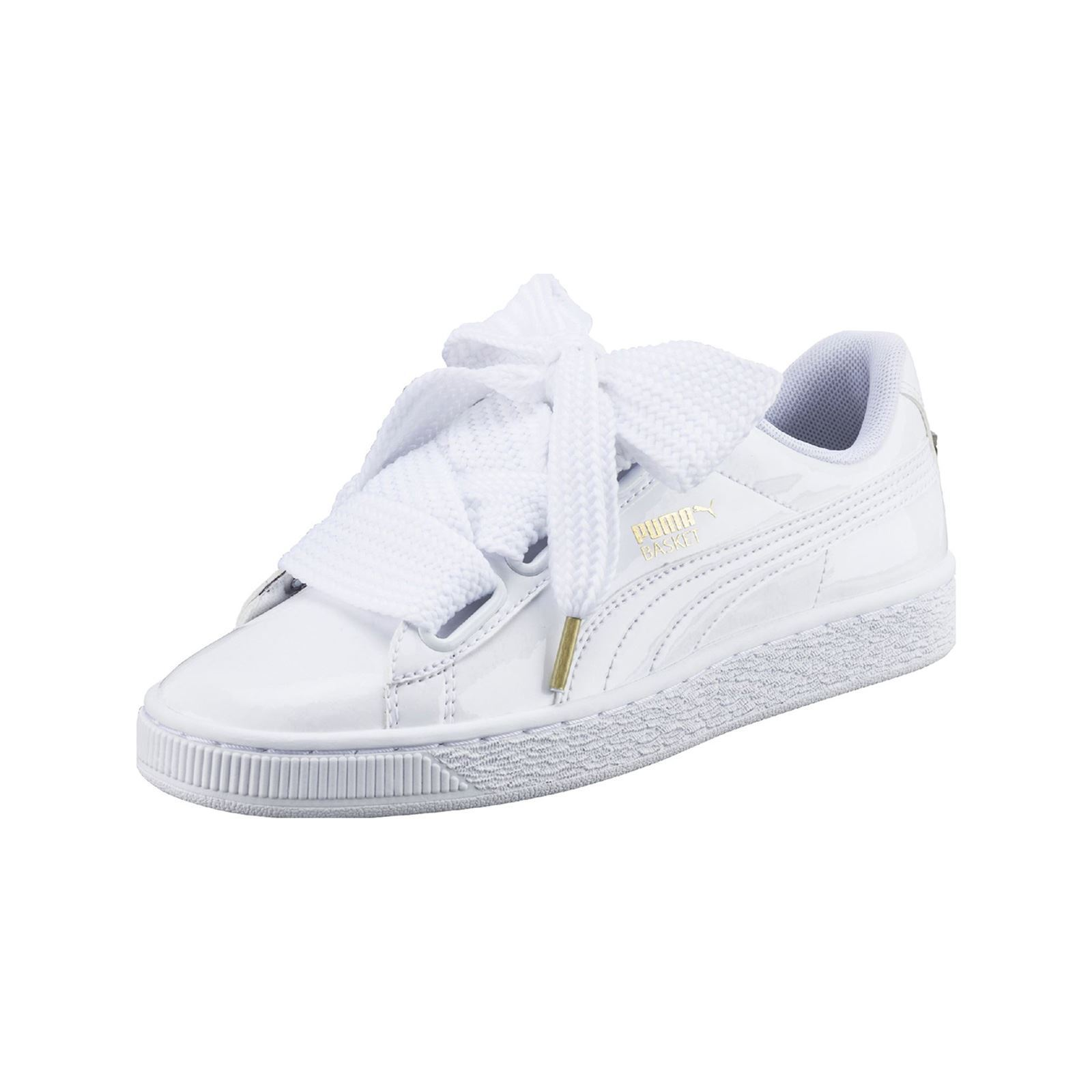 9f6507335f1f Puma Heart - Baskets Mode - blanc   BrandAlley