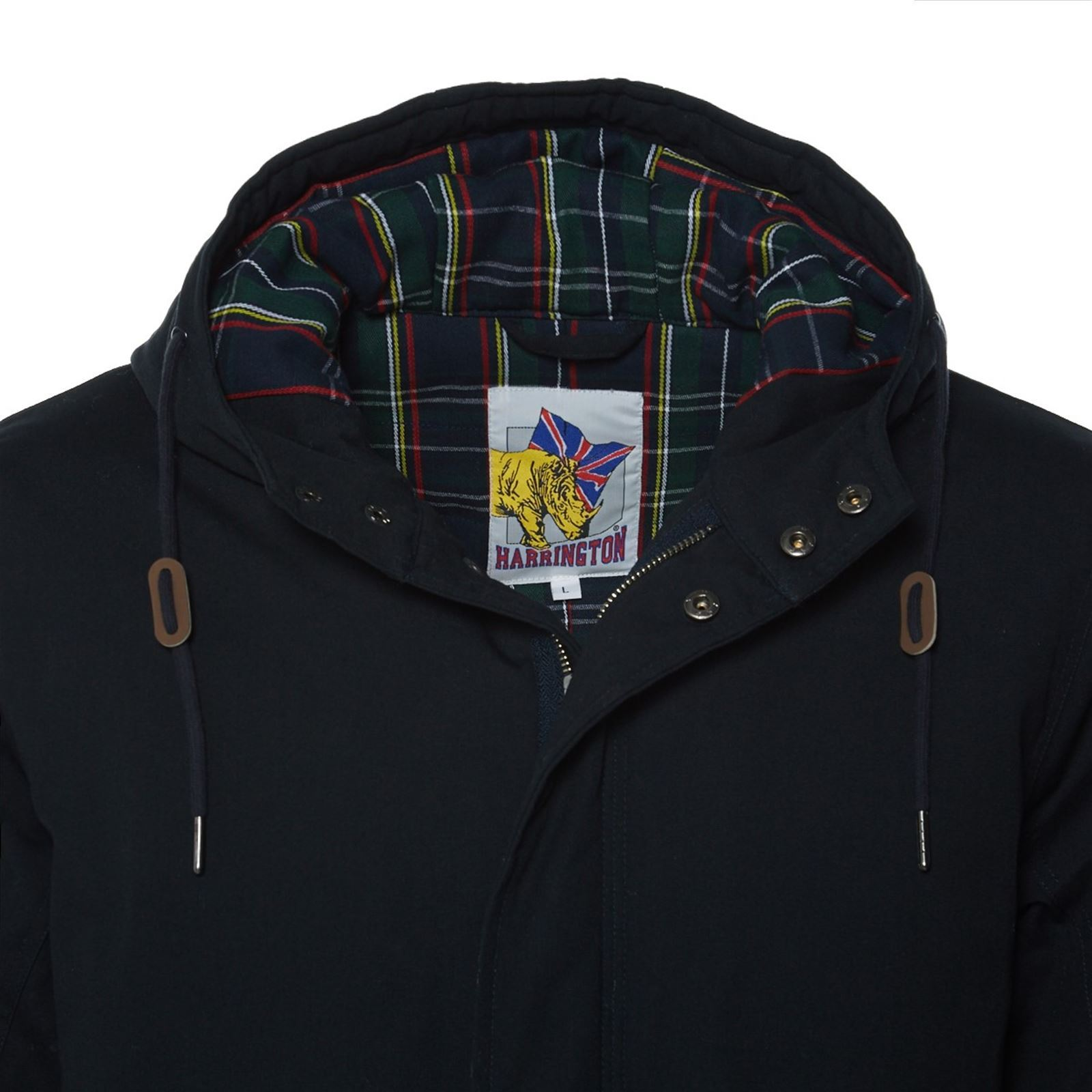 Harrington Bleu Jimmy Jimmy Parka Harrington Parka qwZ1XrxqT