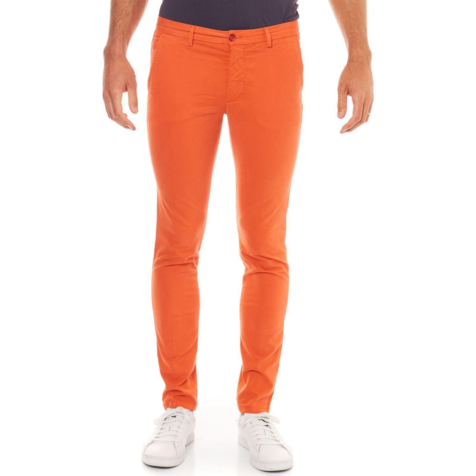 Benetton Pantalon Chino Orange Chino Benetton Pantalon Brandalley Orange  Rx1Sxq bedd34191bf