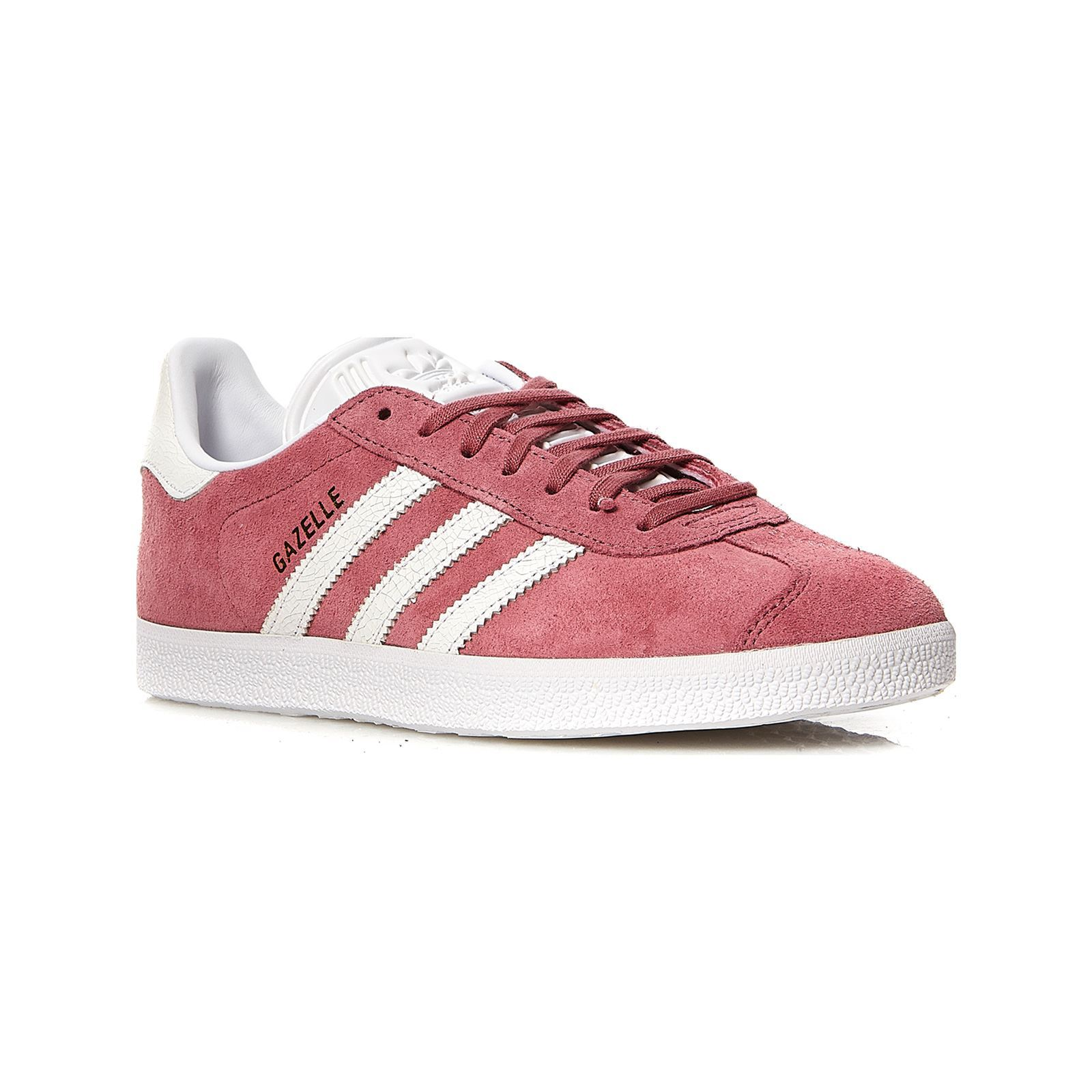 ADIDAS ORIGINALS Gazelle W - Baskets en cuir - rose