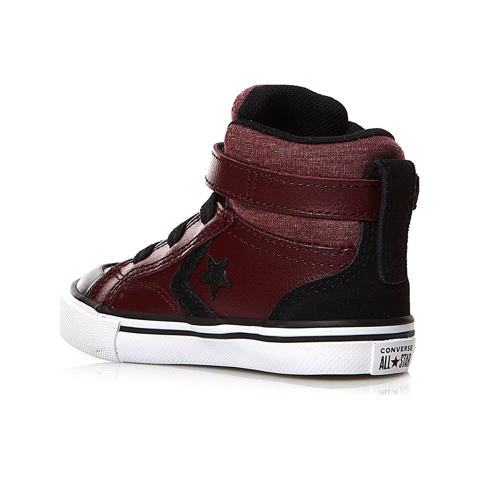 the latest f35bf 25416 Pro Blaze Strap - High Sneakers aus Leder - bordeauxrot