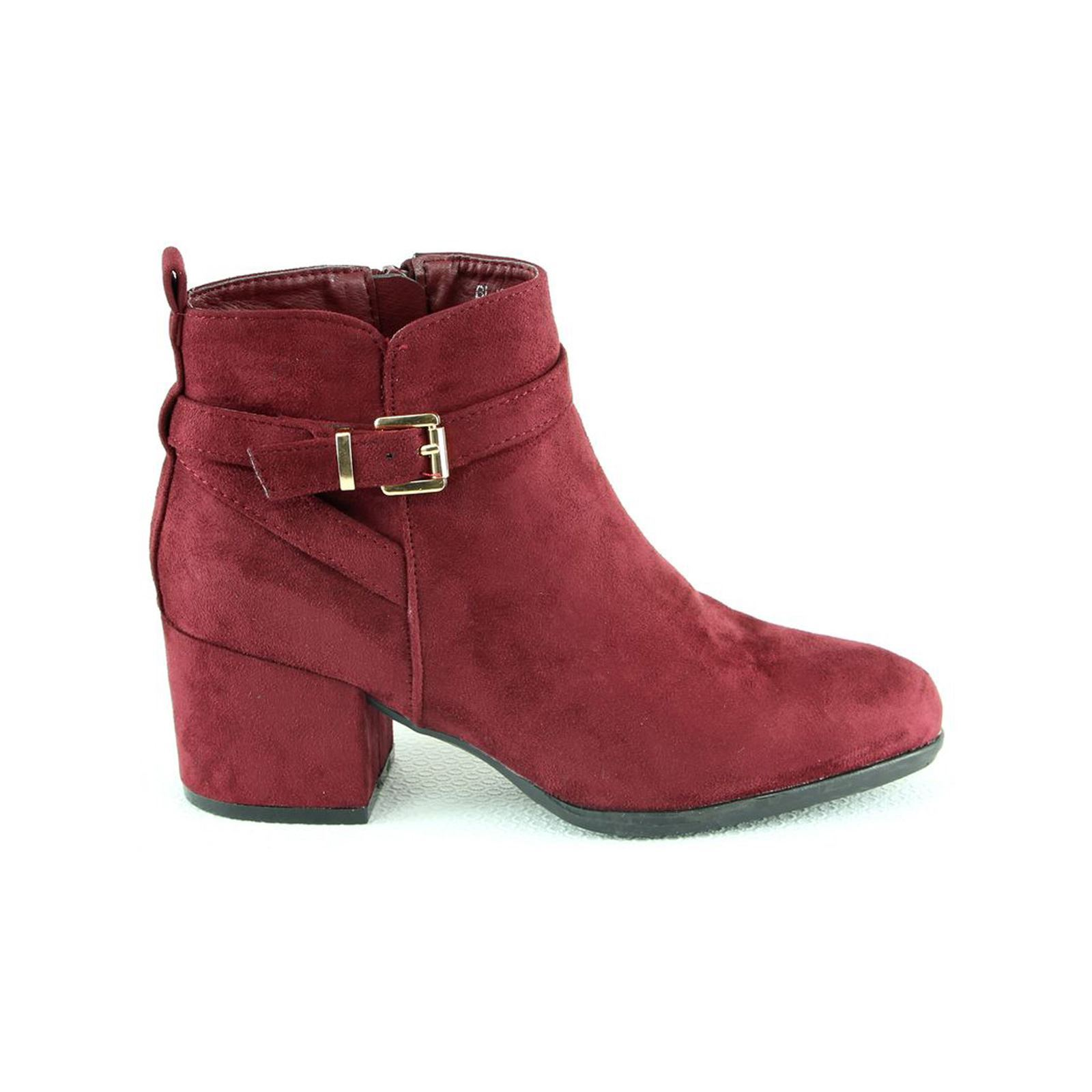Bottine La Boots Brandalley Souriante Rouge HdwqZdr 403a87cde4fb