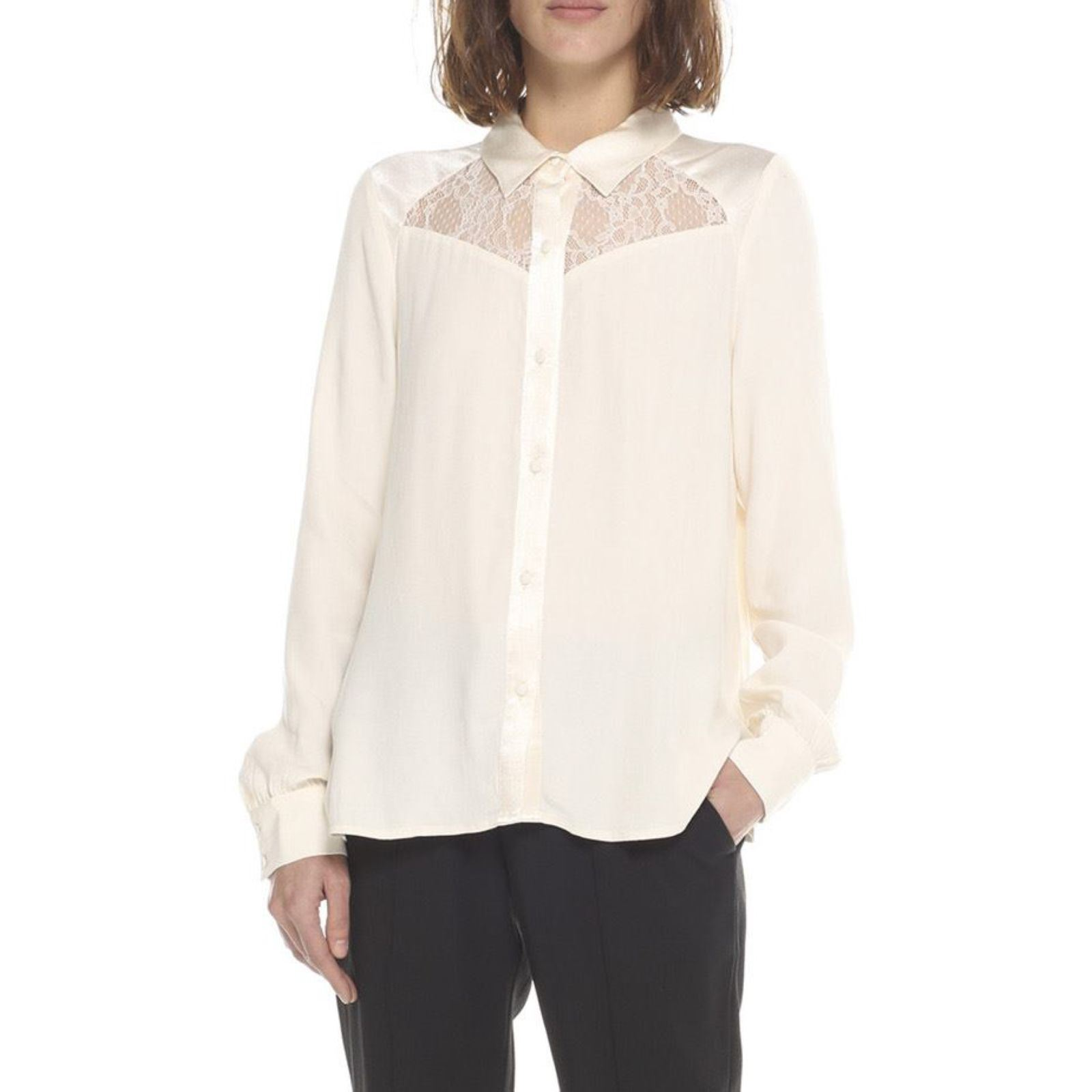 Blouse Abylou Blouse Charlise Beige Abylou Charlise Beige Charlise YwSZwq