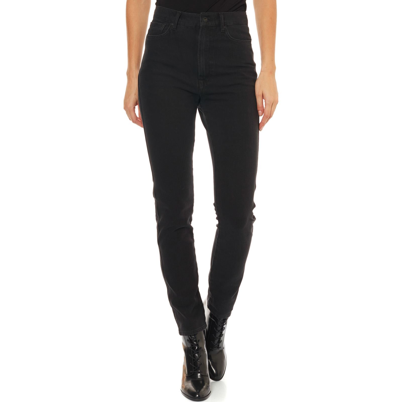 137cc3bdc58 Pepe Jeans London Betty - Jean slim - noir
