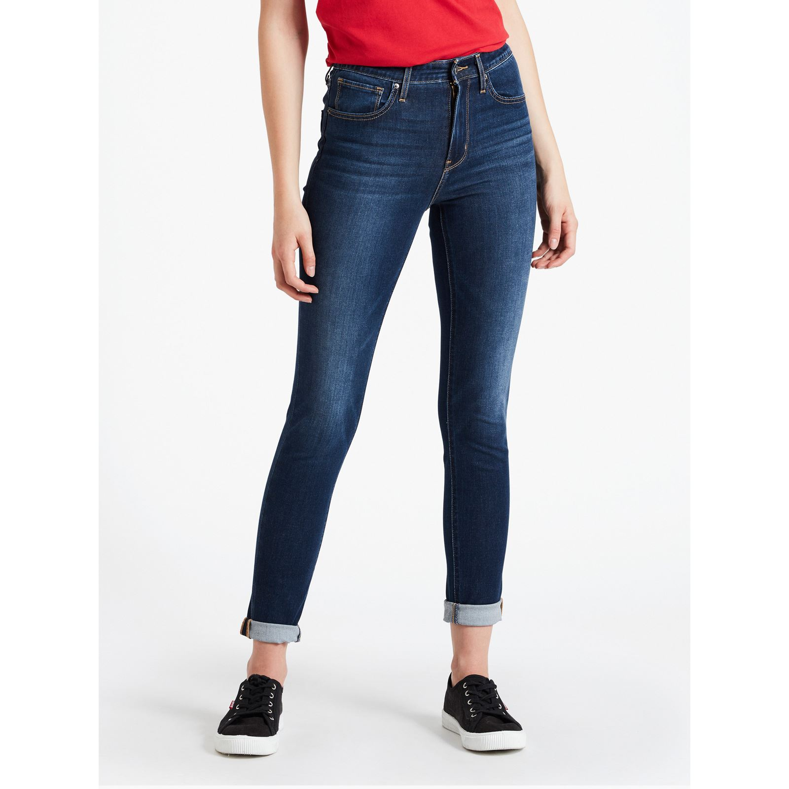 Skinny Brandalley Up For 721 Levi's Grabs Bleu aqP5WxY