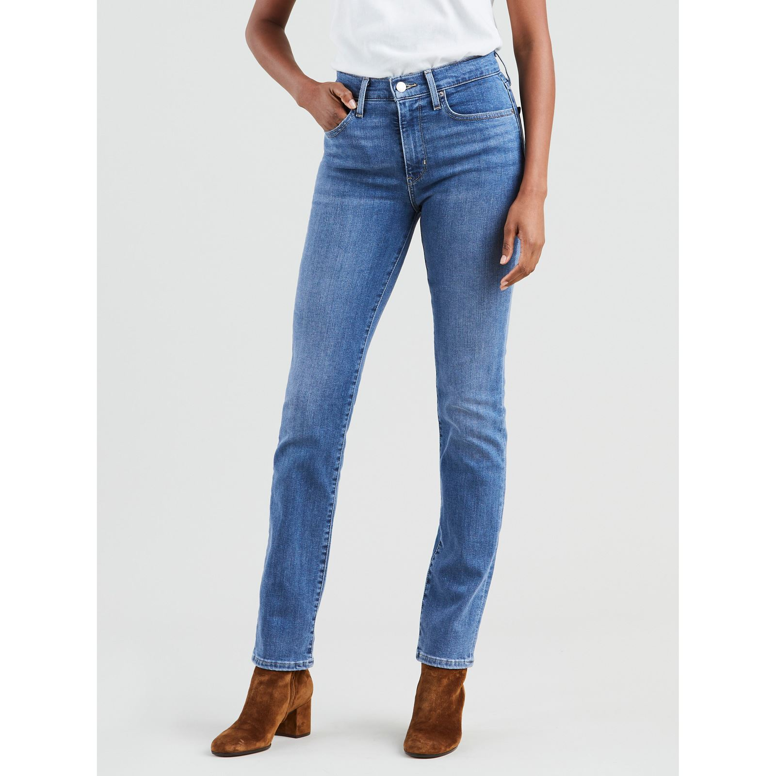 Straight 724 High Levi's Rise ThoughtBrandalley Second dsQrht