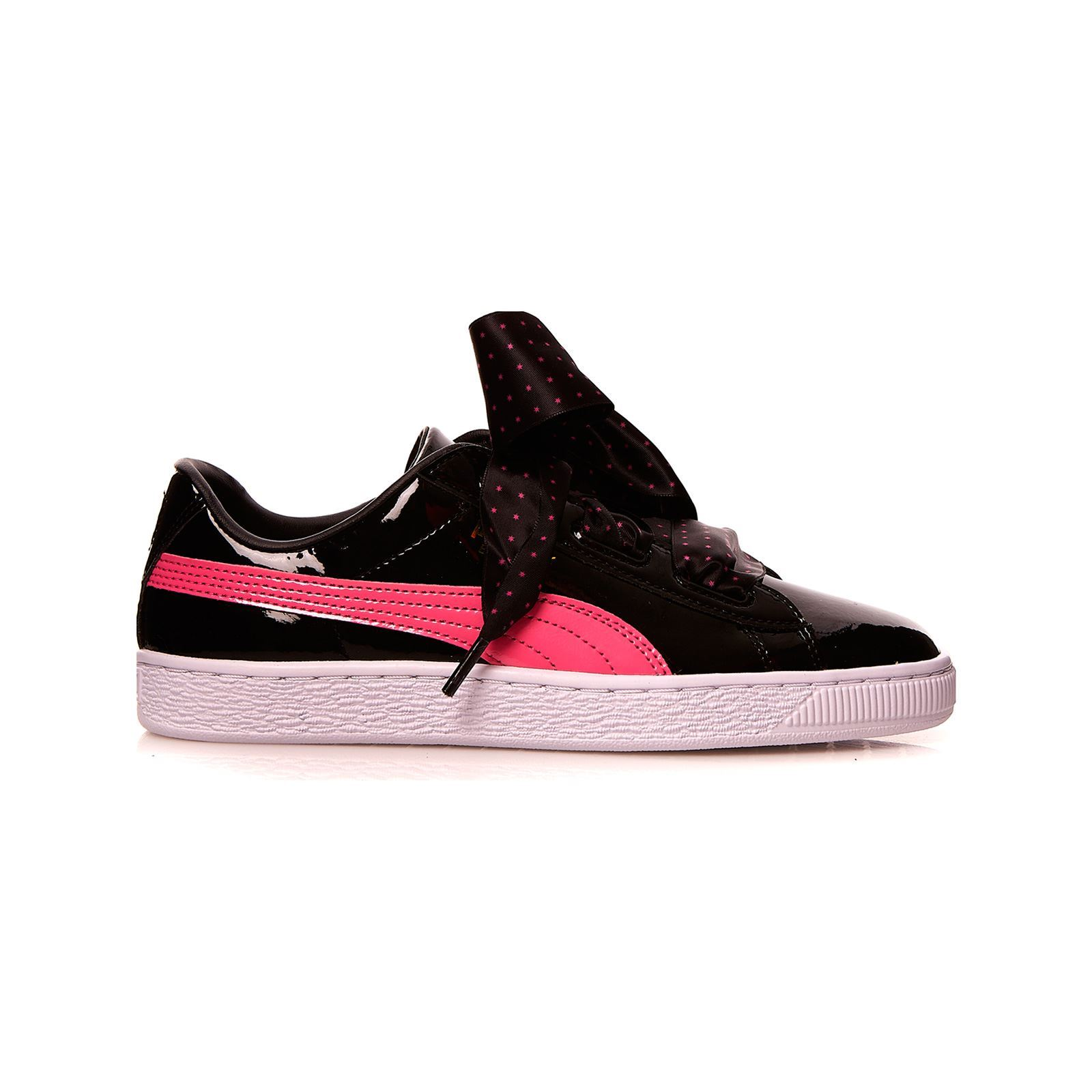 e6e00339c9 Puma G Jr B Heart Stars - Baskets basses - noir | BrandAlley