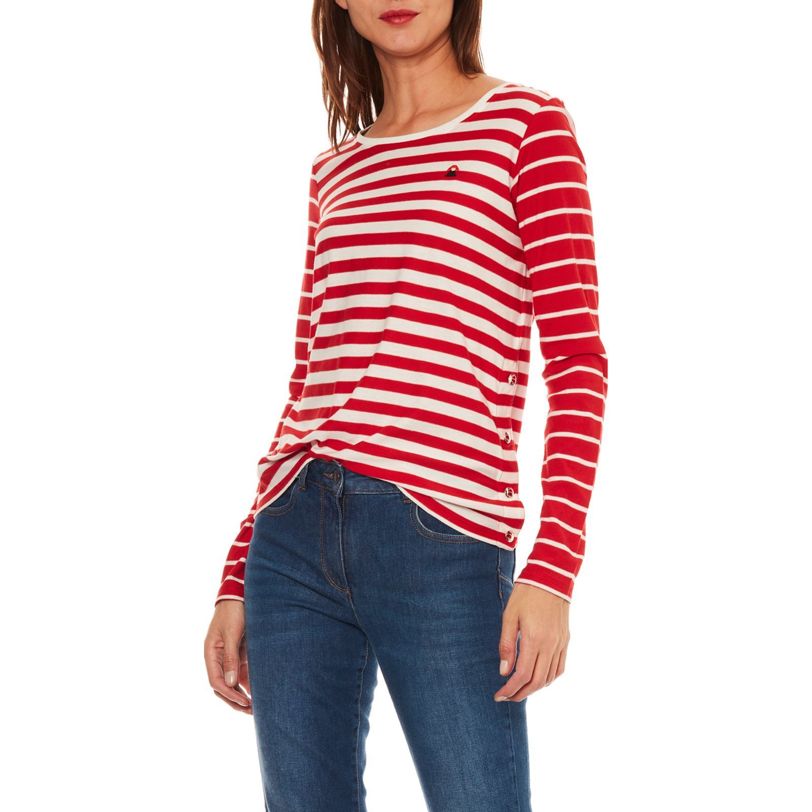Sonia by Sonia Rykiel Langärmeliges T-Shirt - rot   BrandAlley b26be8940b