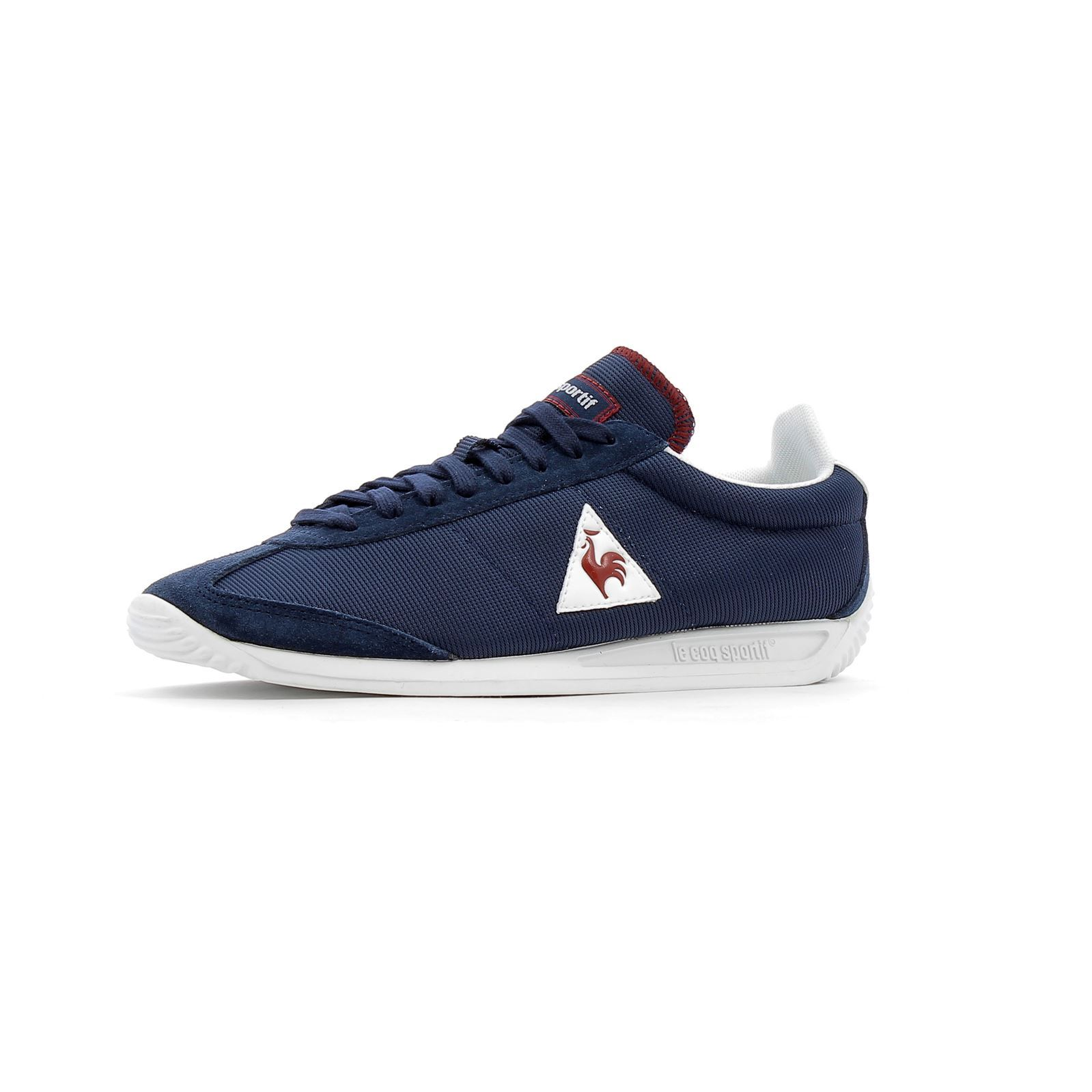 ecb6395857182 Le Coq Sportif Quartz nylon - Baskets - bleu   BrandAlley