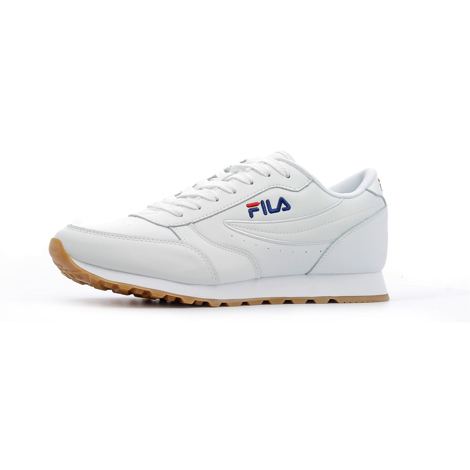 5154efa440d Fila Orbit jogger low - Baskets basses - blanc