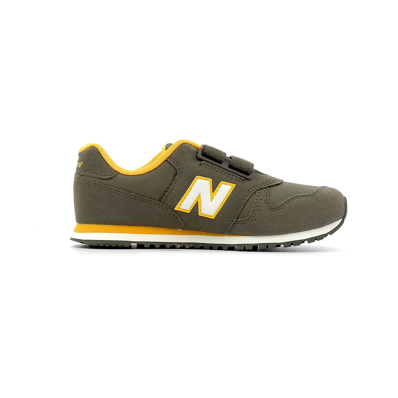 new balance kaki junior