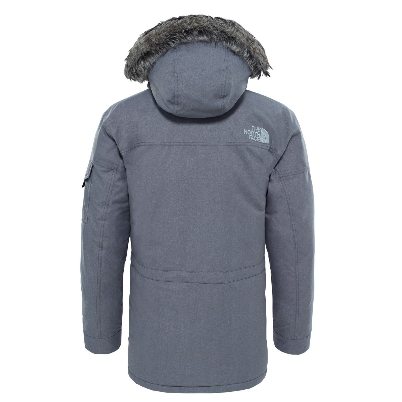 The North Face Gris Mc 2 Murdo Imperméable rr4dxwq