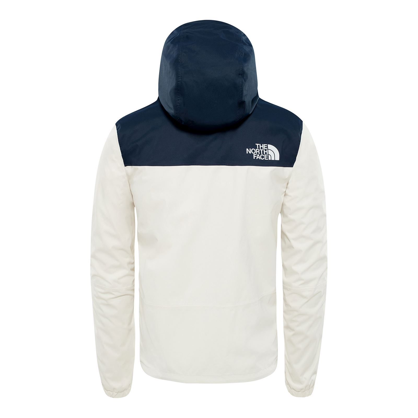 f4d9263896 The North Face Mountain q 1990 jacket - Coupe vent - blanc ...