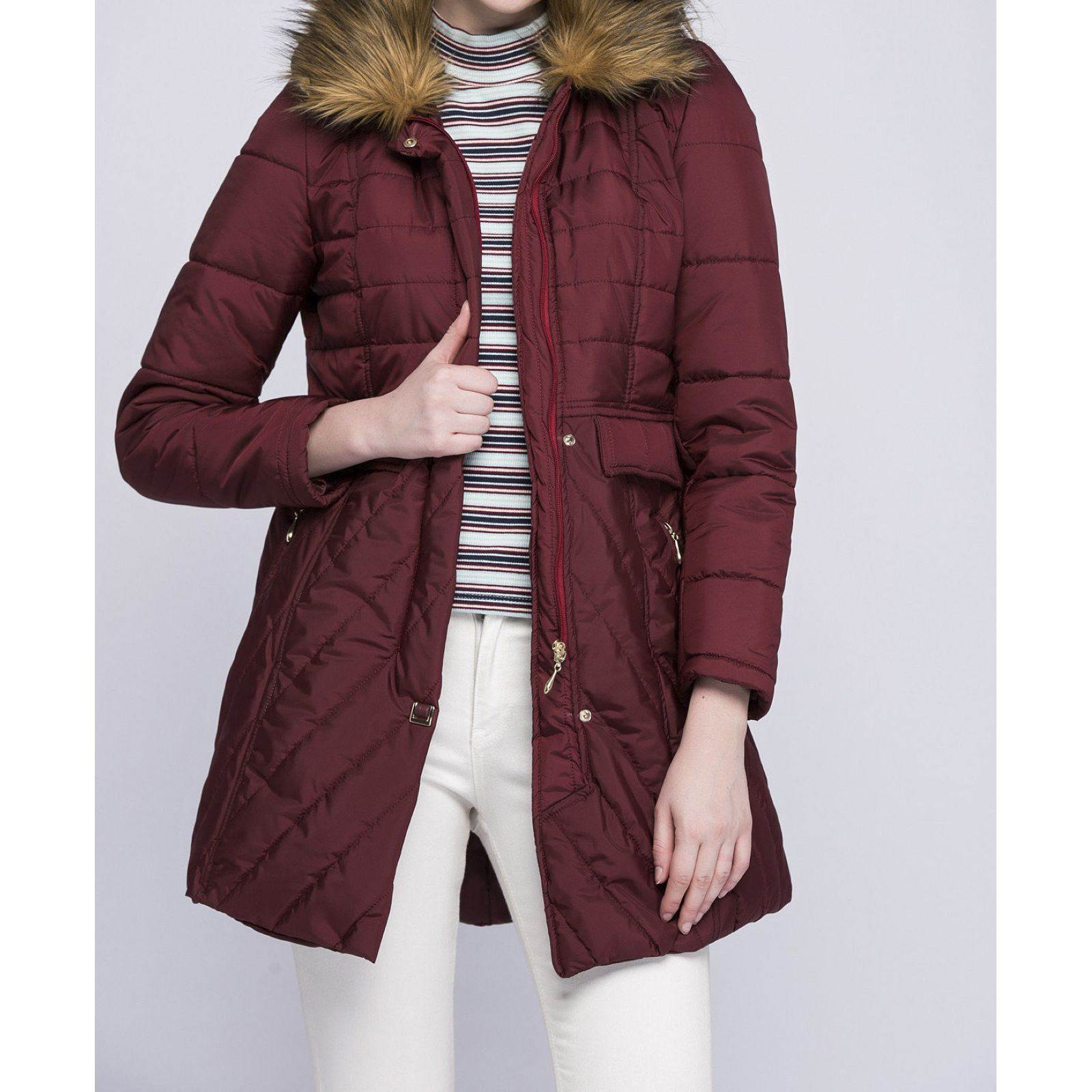 Bordeaux Dewberry Manteau Manteau Bordeaux Dewberry 60dnHq4w