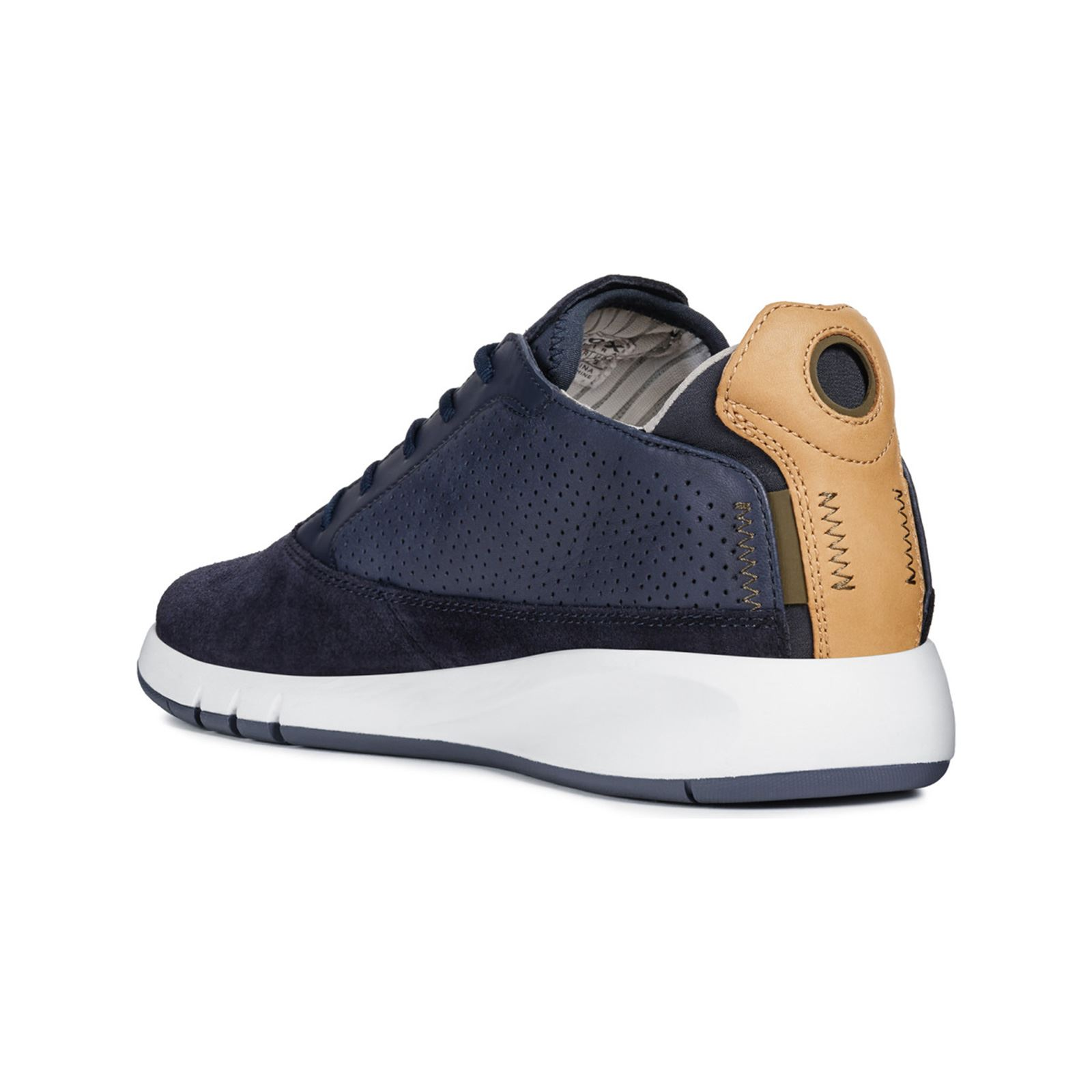 marineblau Sneakers Geox