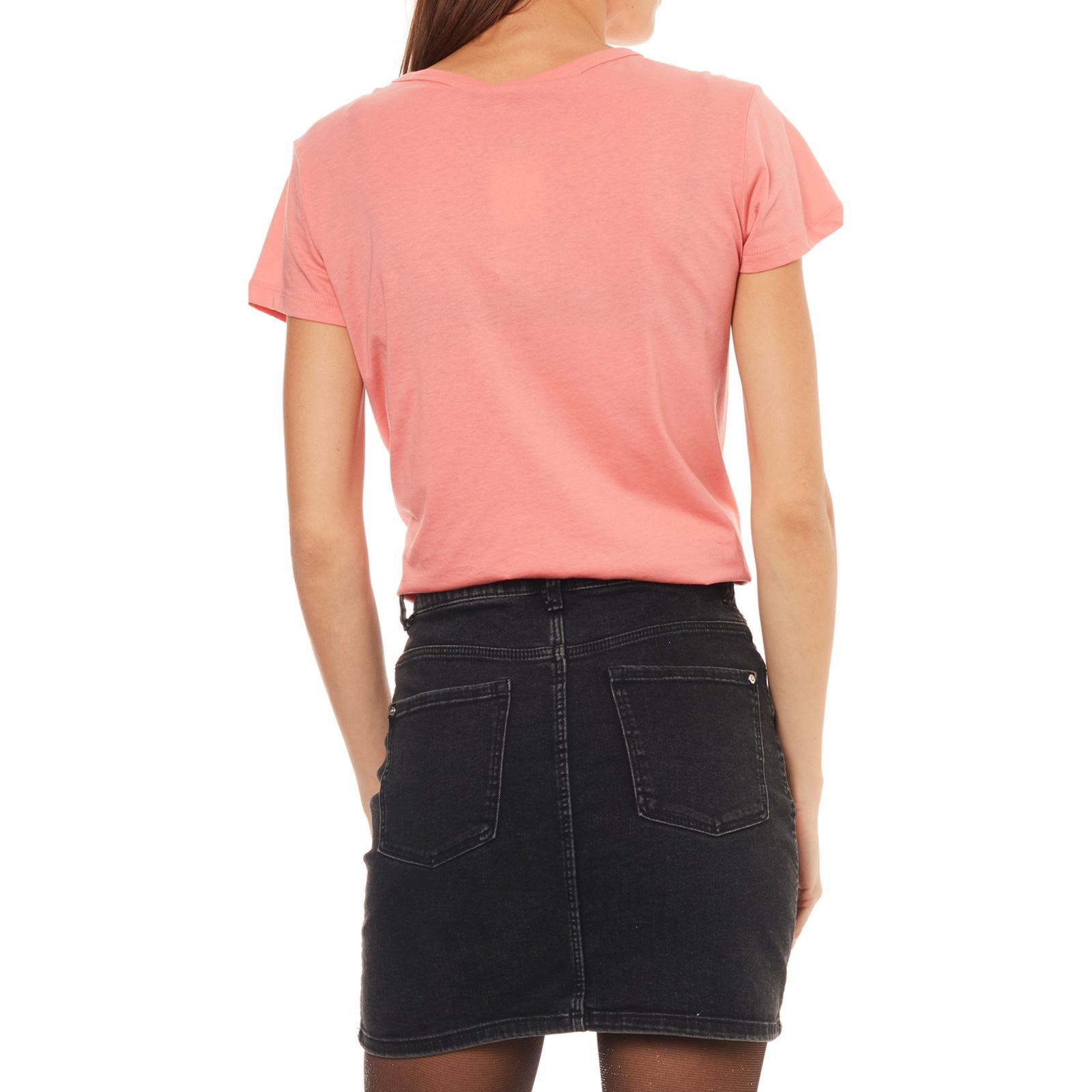 Manches G Star Rose T shirt Courtes wYOqpRY