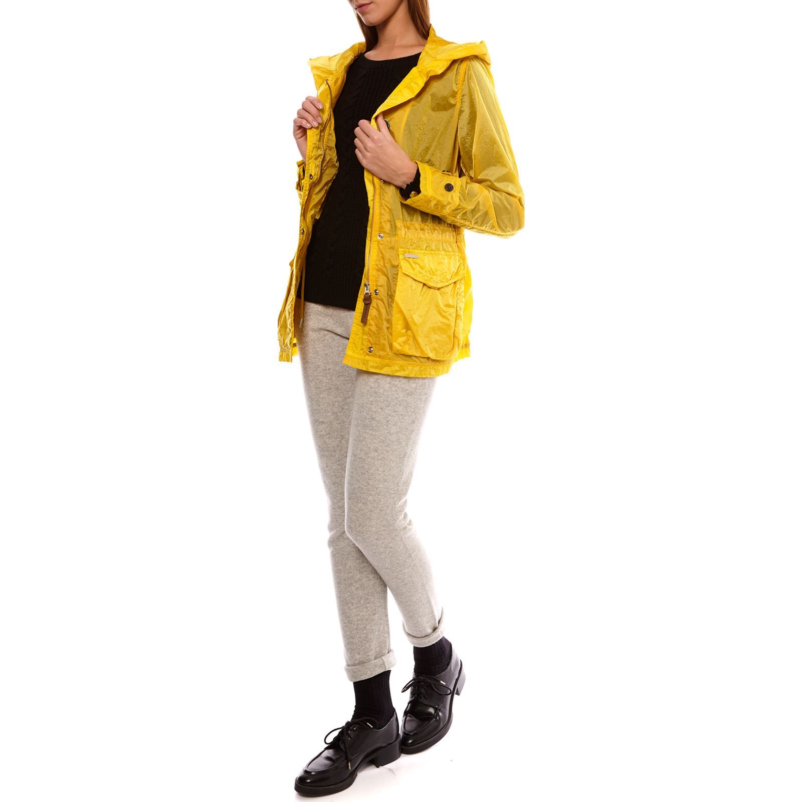Vent Brandalley Woolrich Coupe Woolrich Coupe Jaune 0Xntq