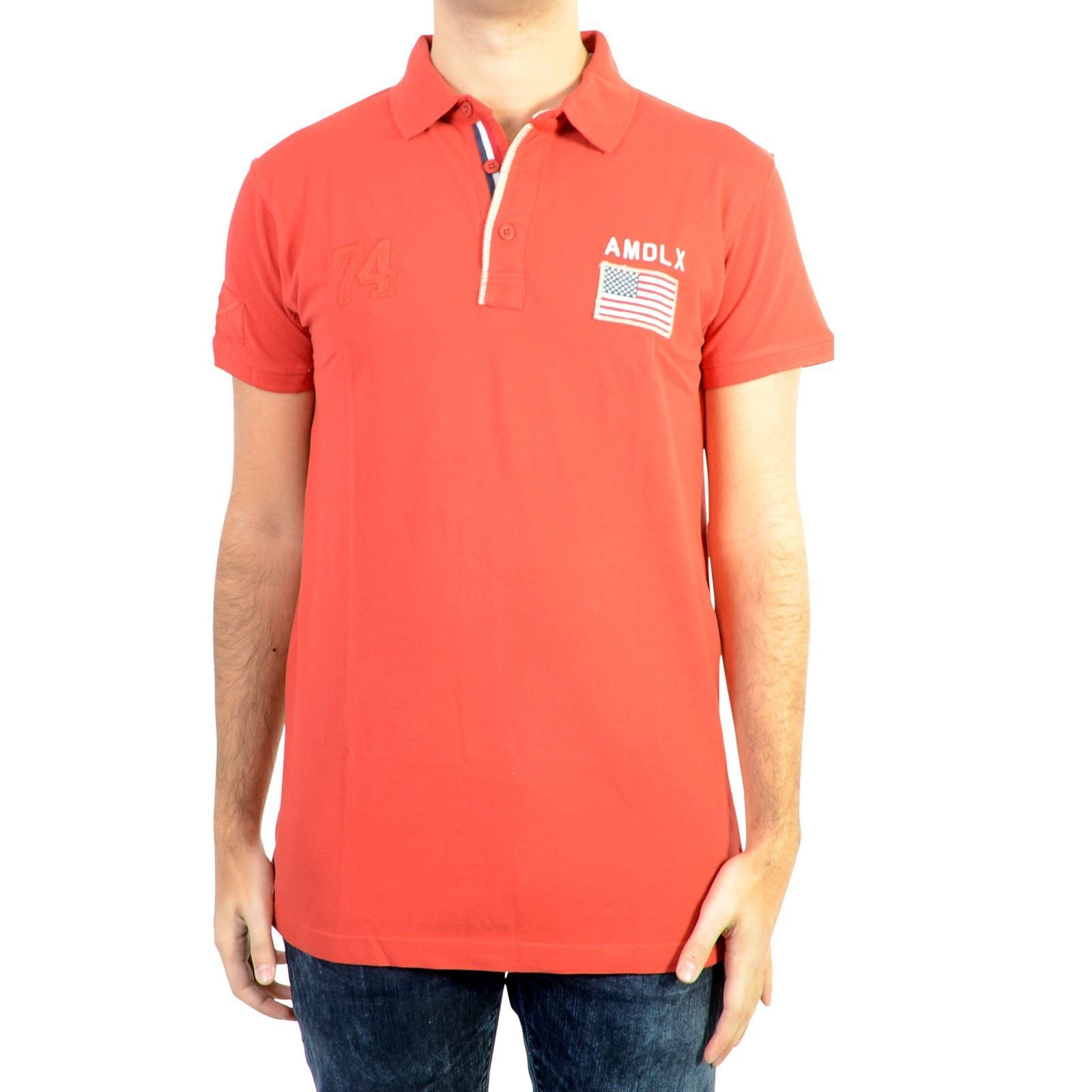 Rouge Deeluxe Courtes Courtes Polo Manches Deeluxe Courtes Rouge Manches Polo Polo Manches Deeluxe 4qRxw7f