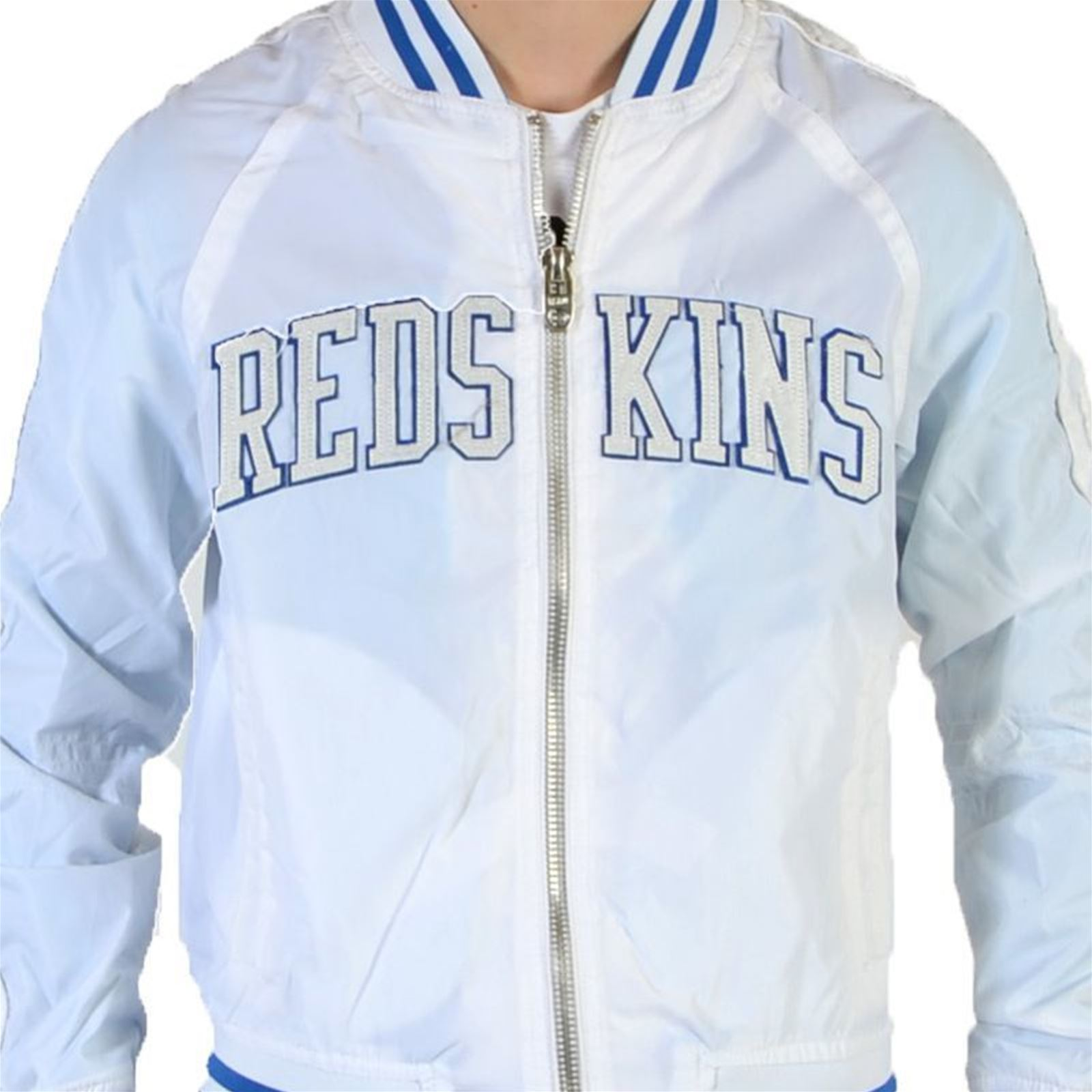 Blanc Blouson Icare New Junior Redskins Fcq8WO7UH