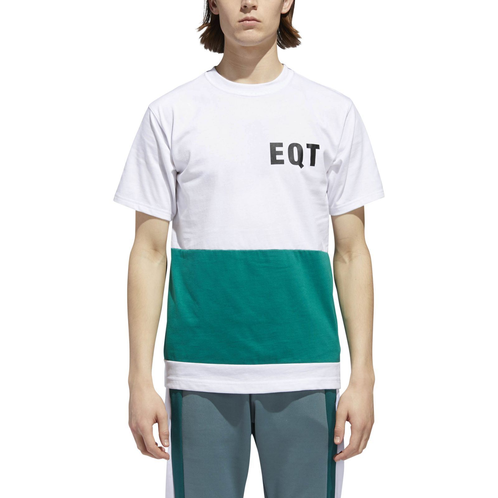 wide varieties classic style genuine shoes T-shirt manches courtes - vert