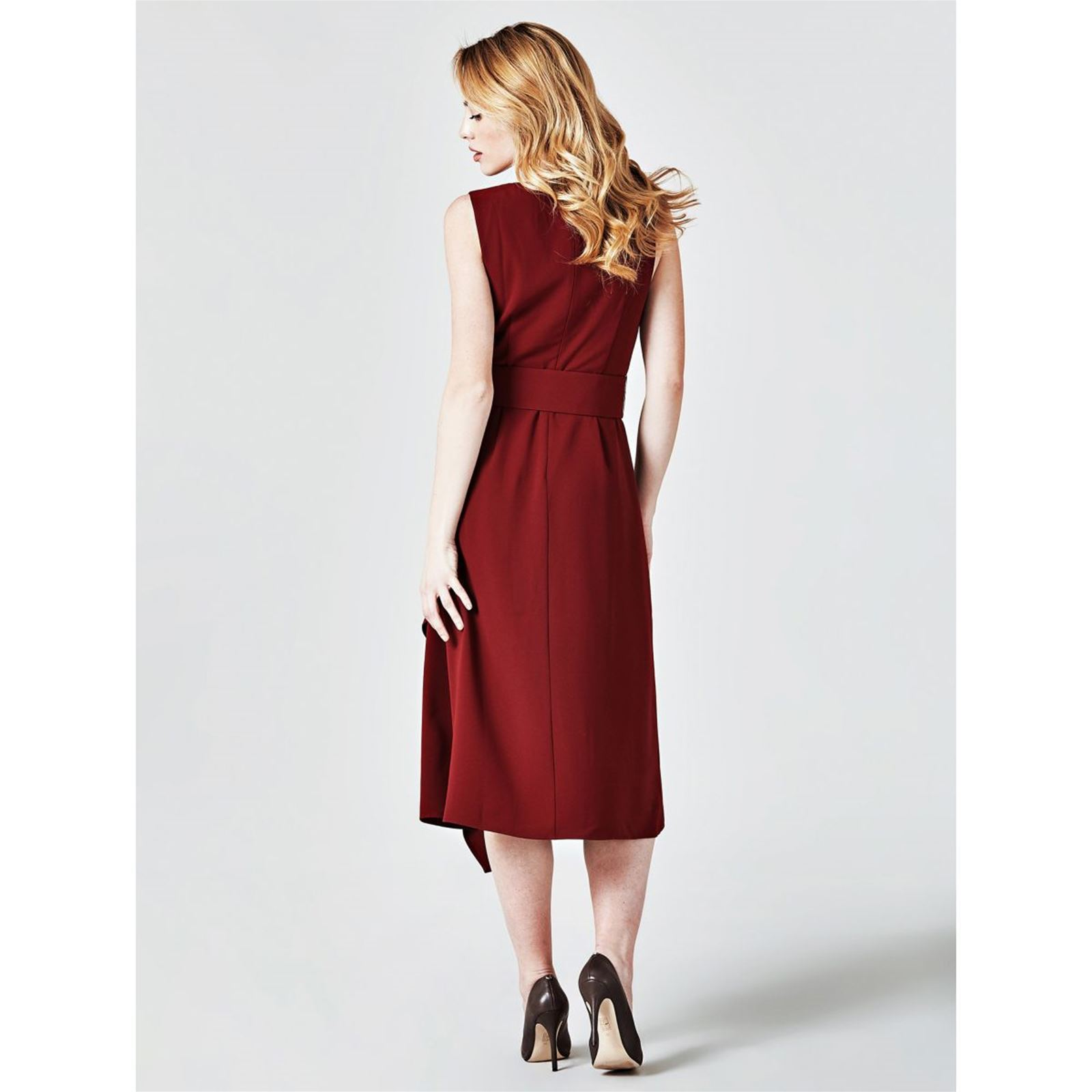 Marciano Robe Angeles Los Rouge Ceinture TUqTw8xR