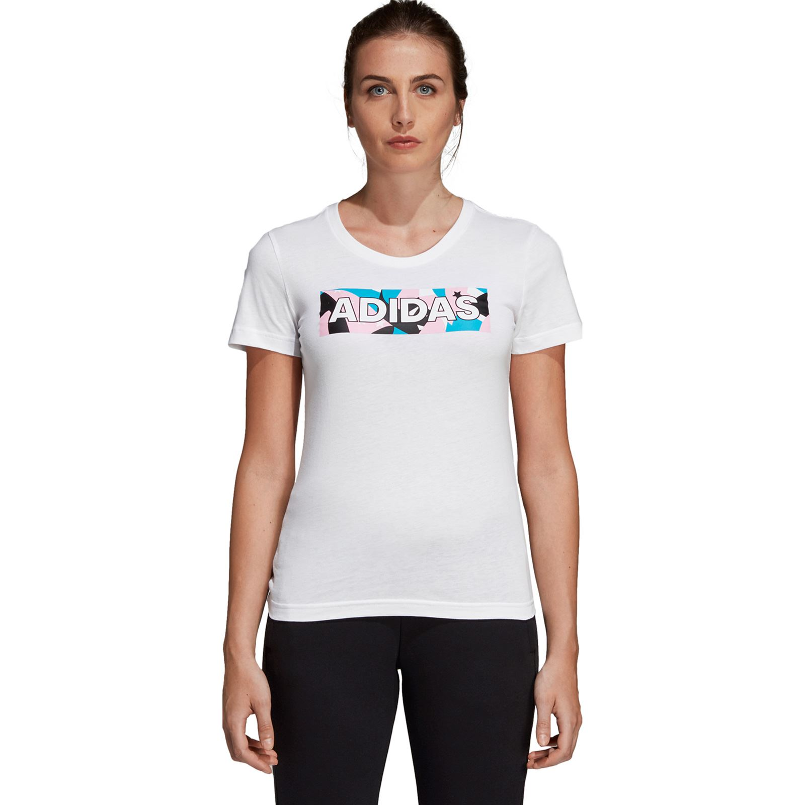 be0aabf538426 adidas Originals T-shirt manches courtes - blanc