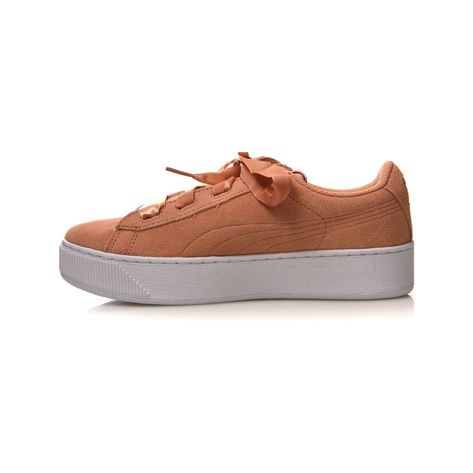 Plateau CoralloBrandalley Sneakers Pelle Con Puma In 0NkX8nOwP
