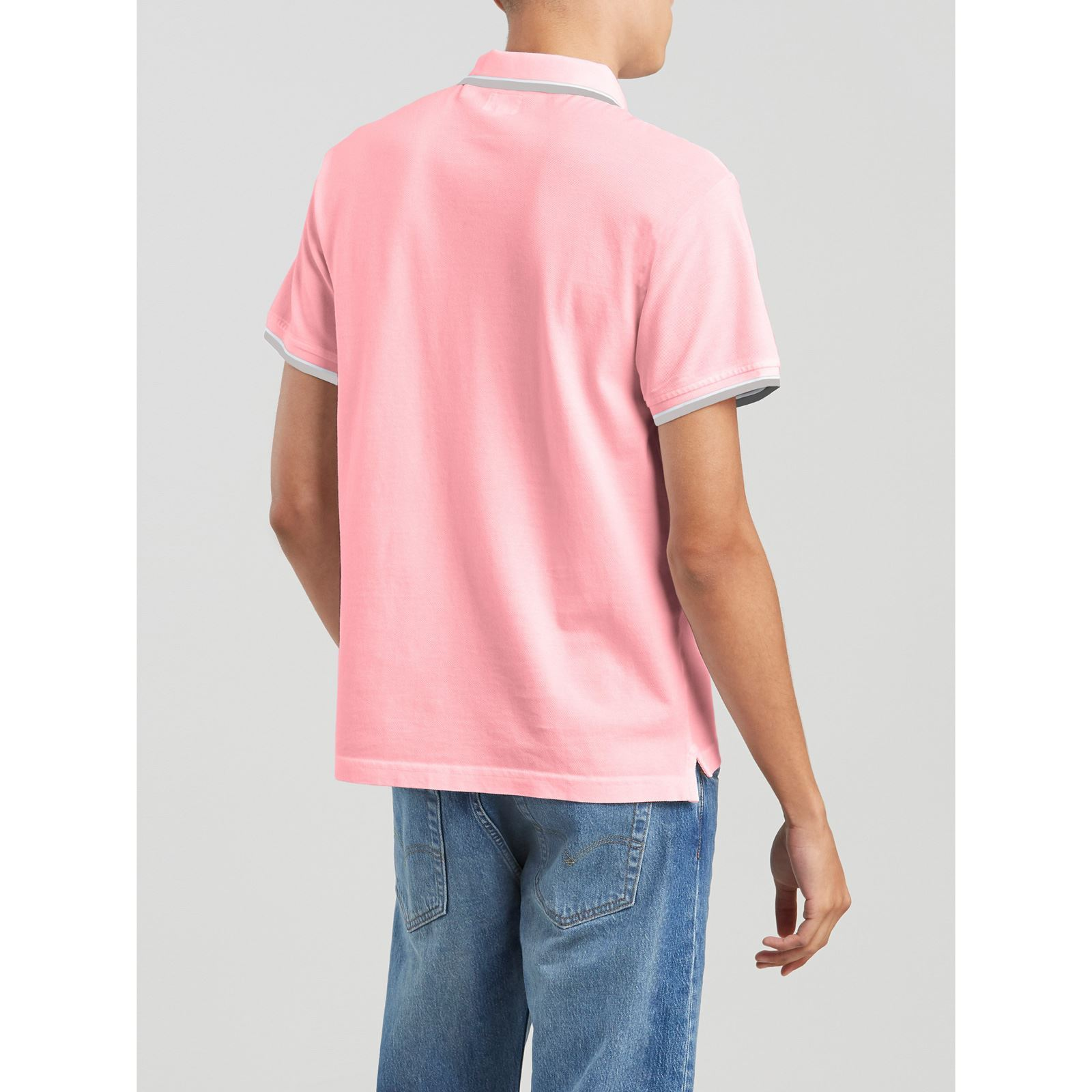 Courtes Rose Manches Polo Modern Levi's Iqx1tawt