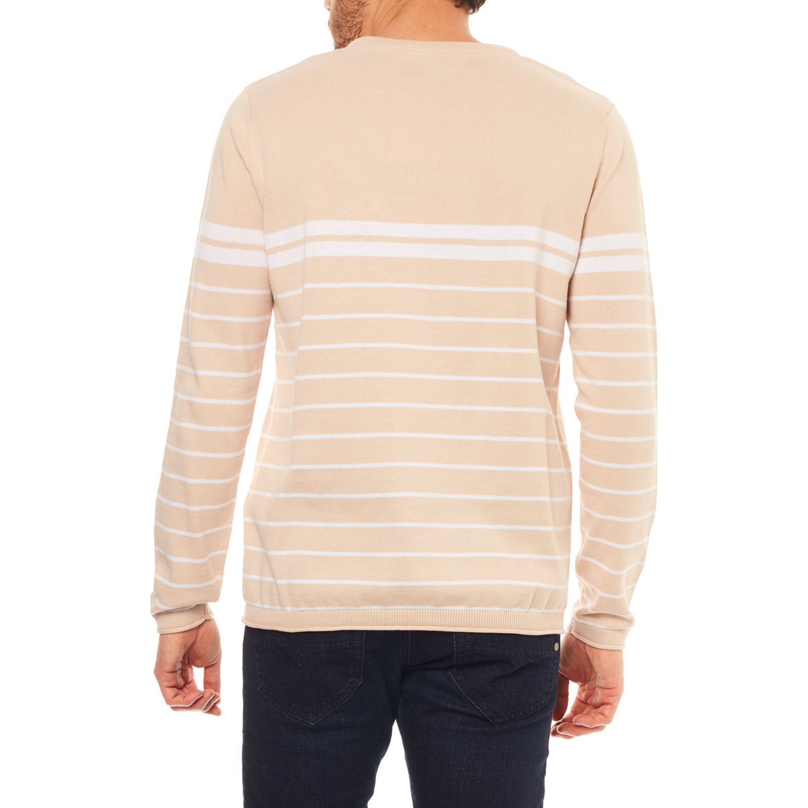 Celio BeigeBrandalley Celio Nechillray Maglia Nechillray Maglia 3jc54LqAR