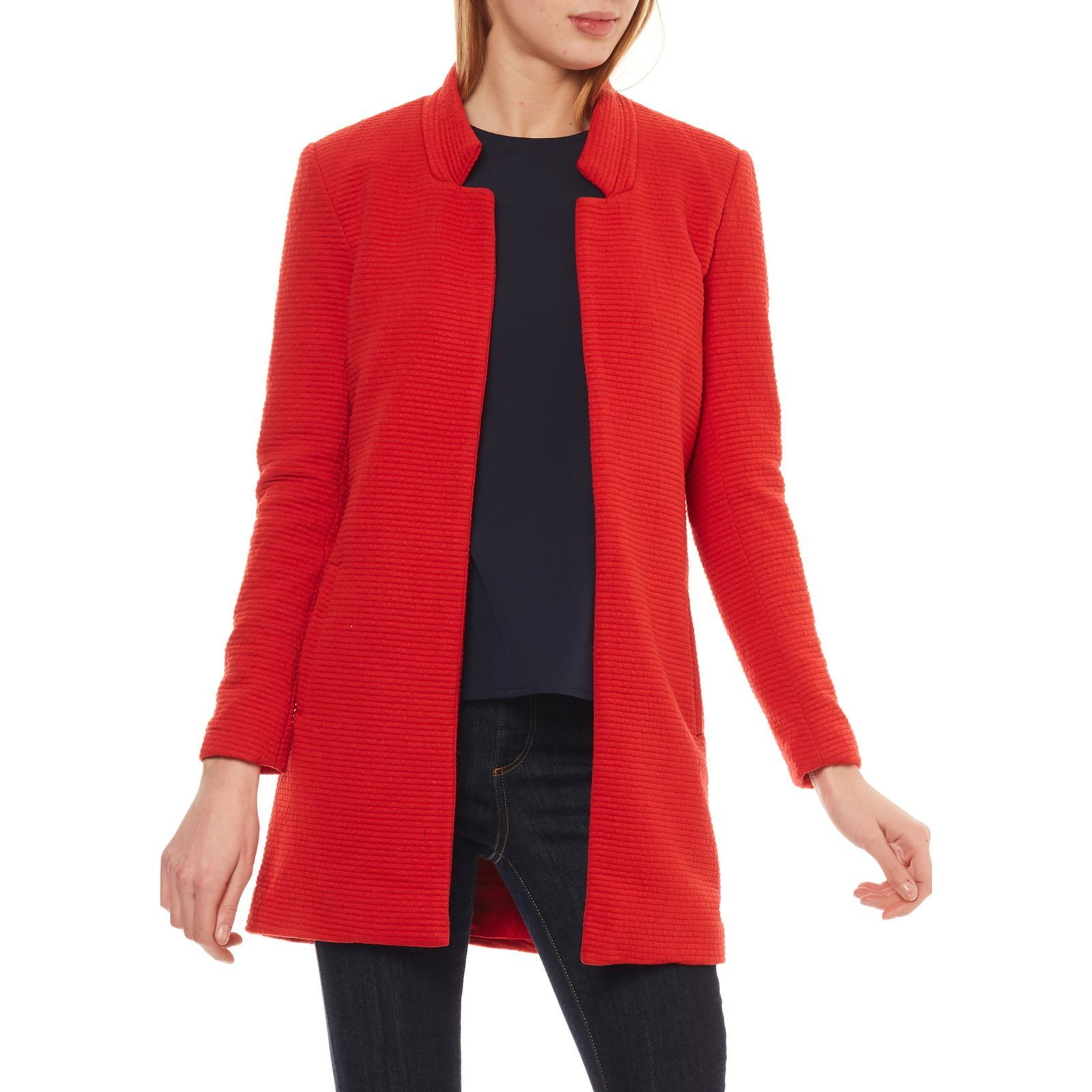 Only Link Soho - Blazer - rouge