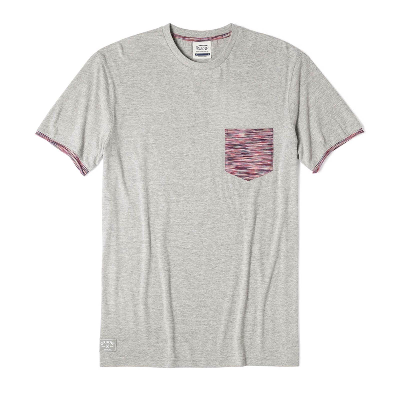 Oxbow Gris T Courtes Chine Tonya Manches shirt wCZ7qOw