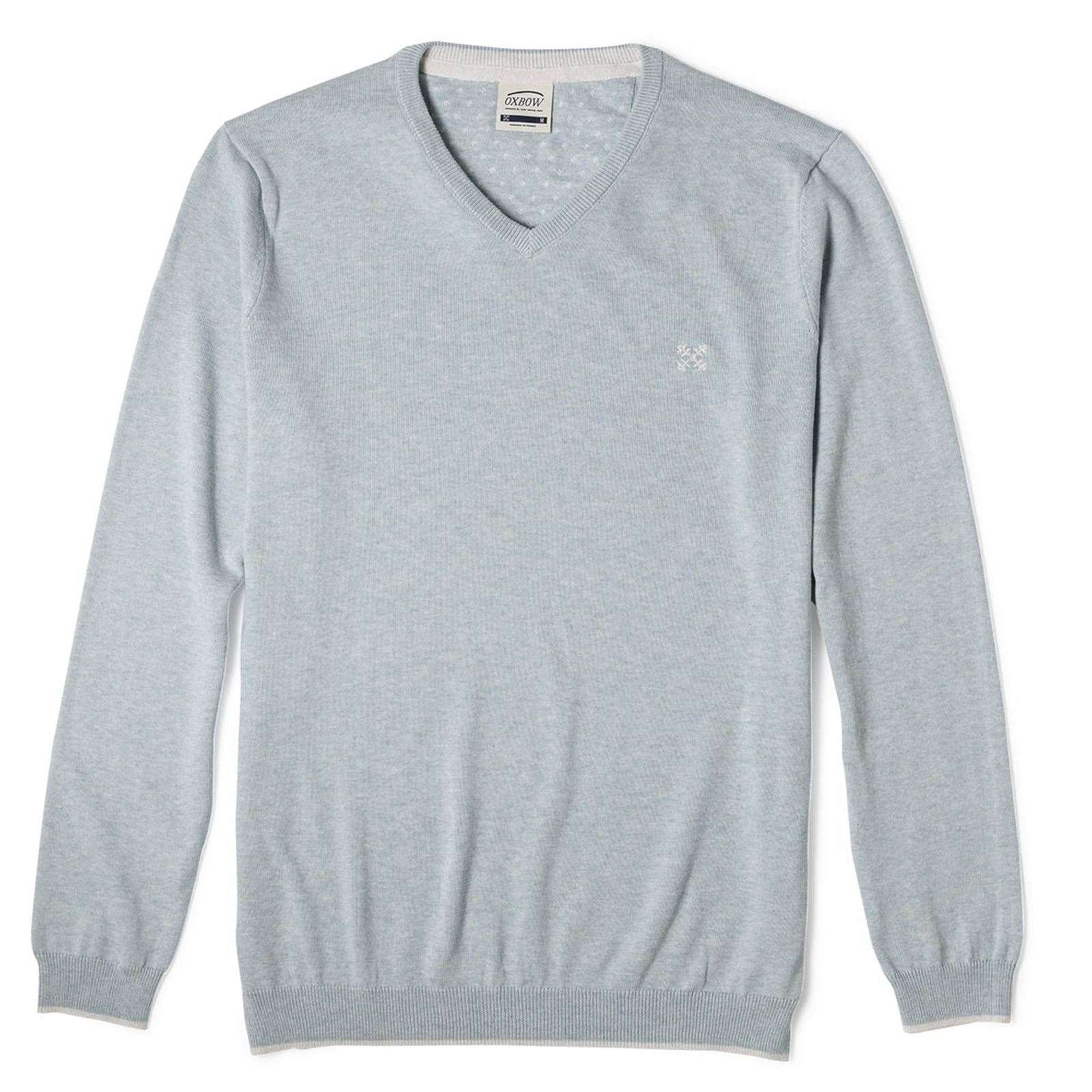 Pull Gris Clair Oxbow Pull Clair Gris Pull Clair Gris Oxbow Oxbow wtzqx