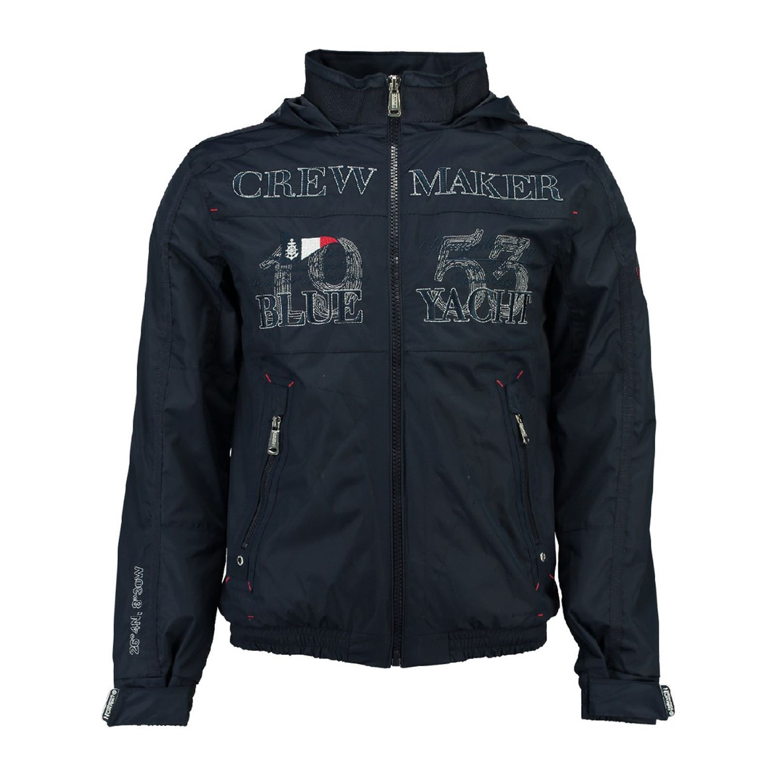 timeless design 562e1 222b3 Geographical Norway Cacao - Giacca - blu marine | BrandAlley