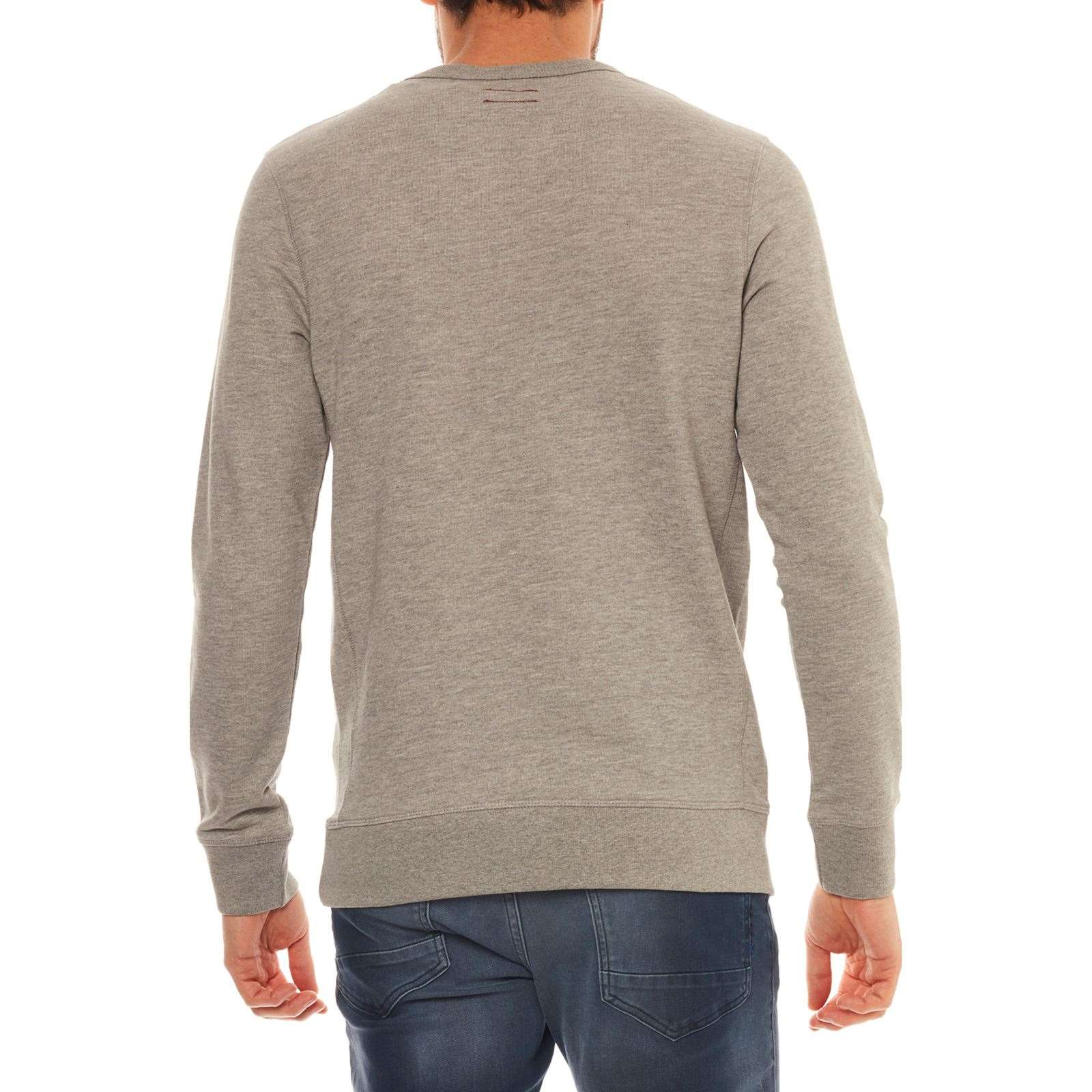 Jack Jprrecycle Gris Clair Sweat Jones shirt amp; ppqrEg