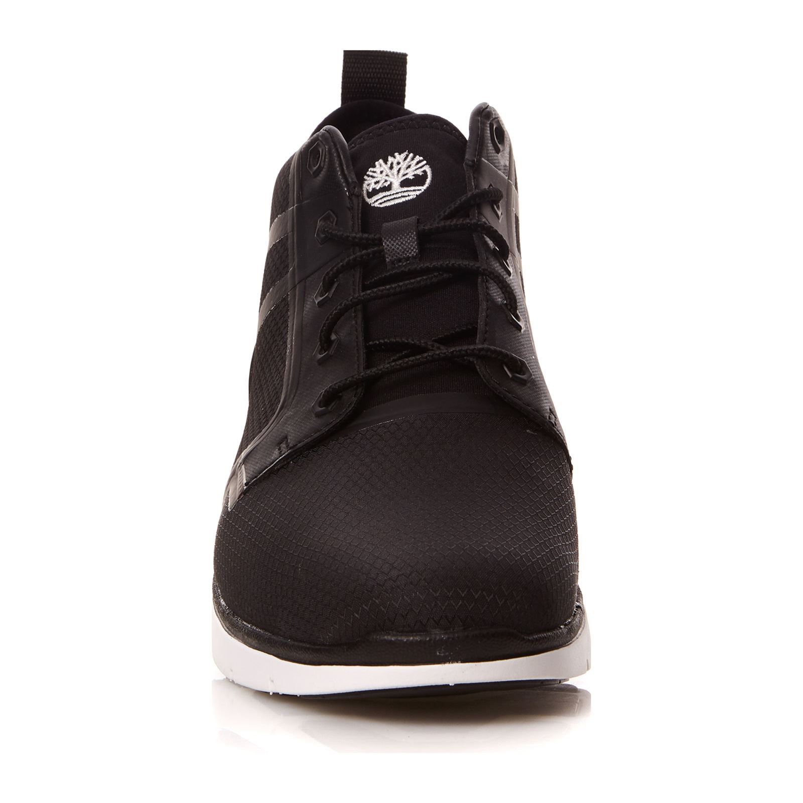 Killington Baskets montantes en cuir noir