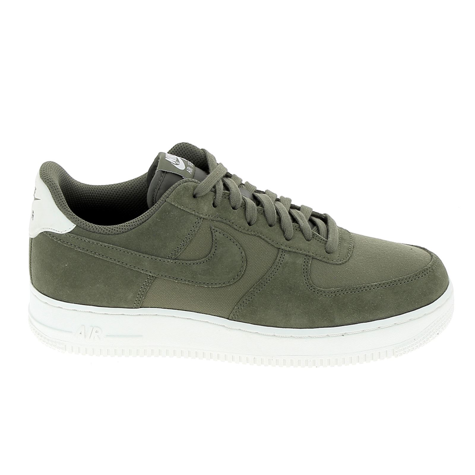 Force 1 Vert Suede '07 Basses Air Baskets BWodCxre