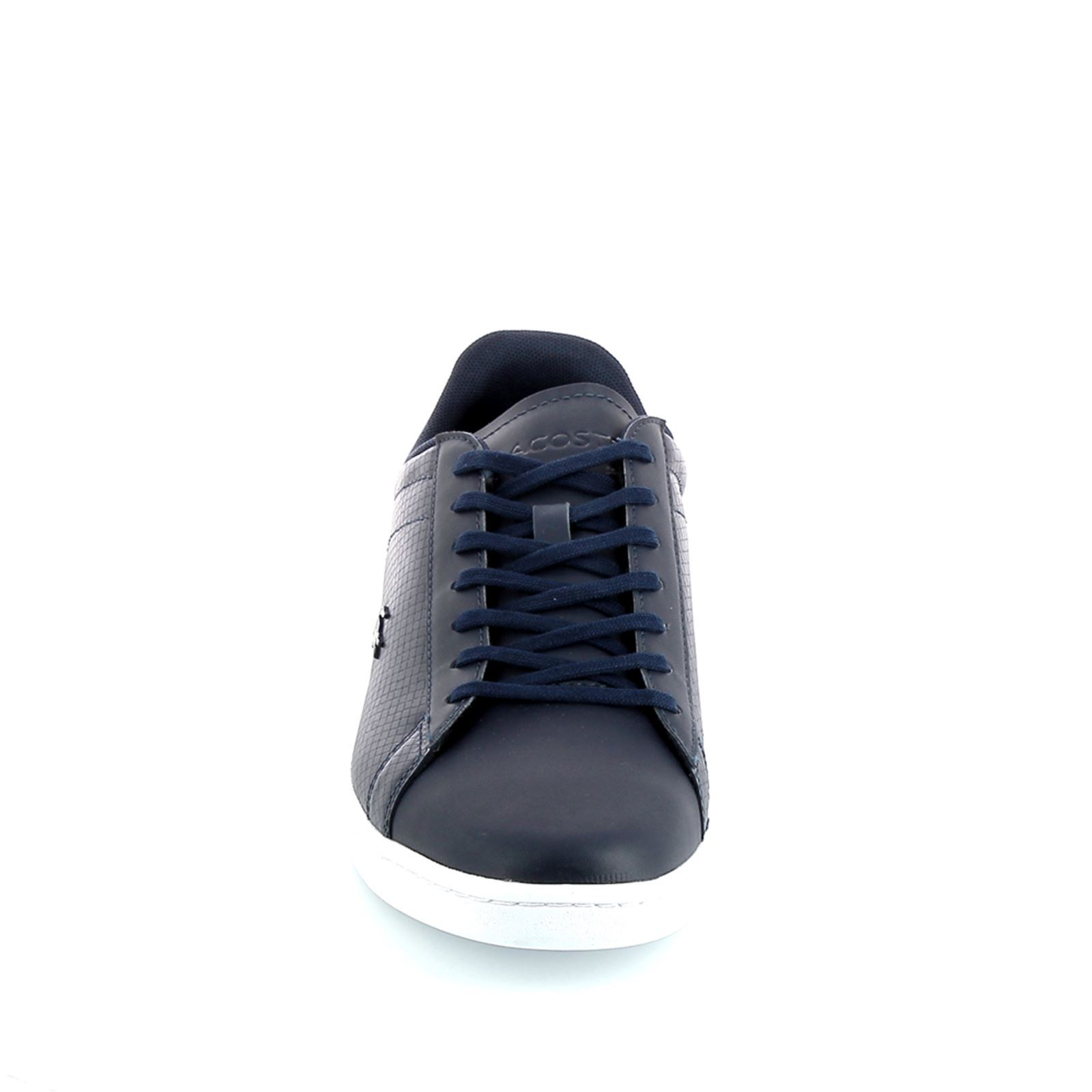 aabef870550 Lacoste Carnaby Evo - Baskets basses - bleu marine