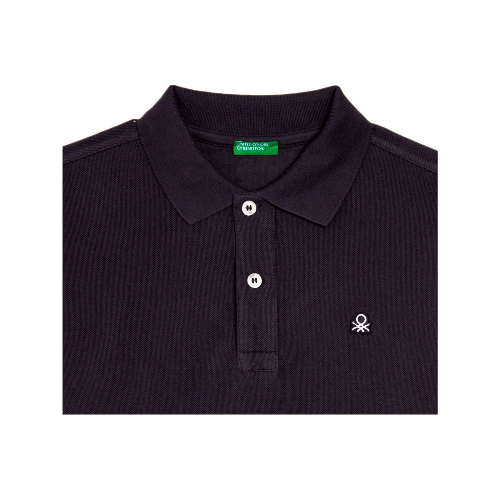 Polo Manches Polo Manches Courtes Courtes AnthraciteBrandalley Benetton Benetton nwkO08P