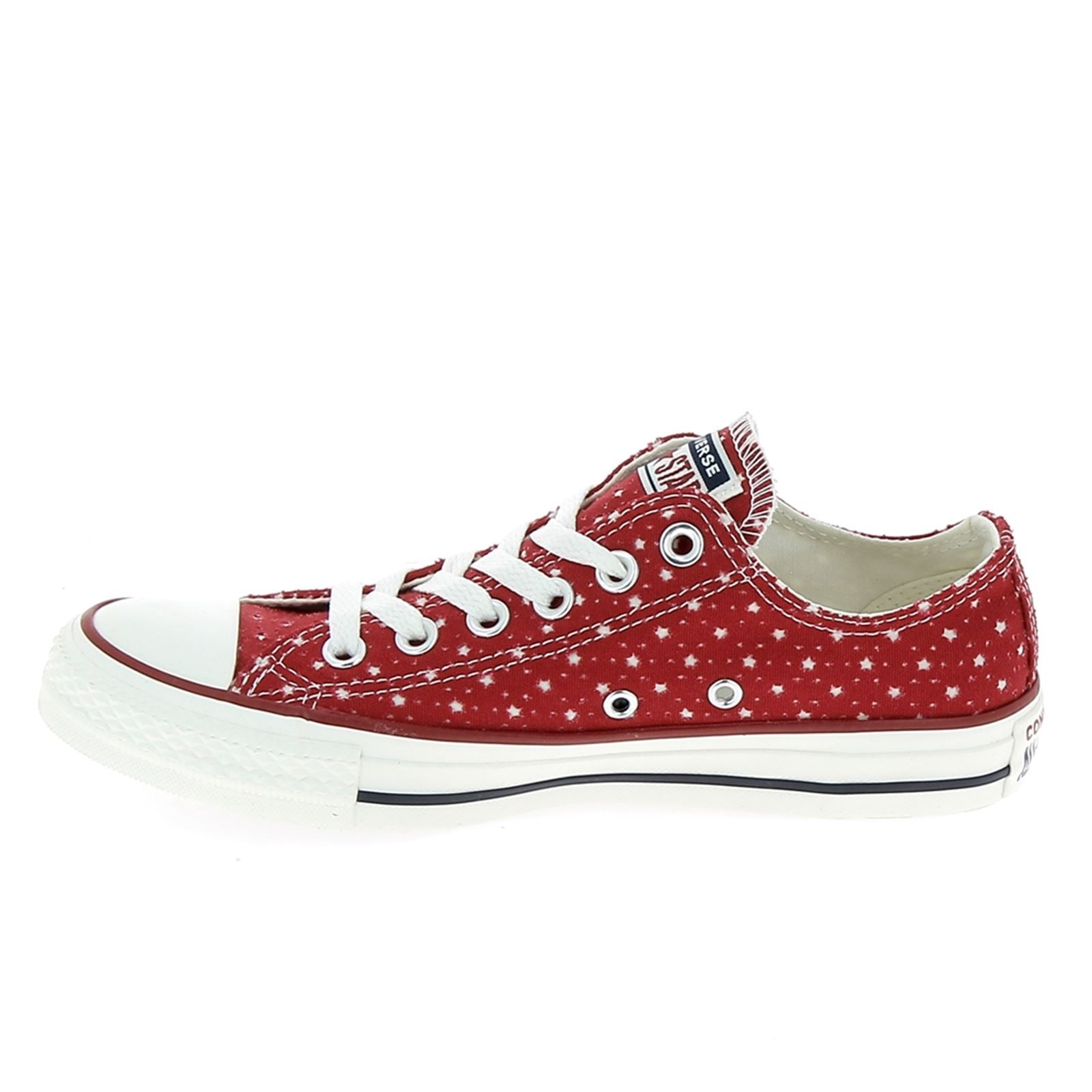 a7fb9df856fa0 Converse All star new - Baskets basses - rouge