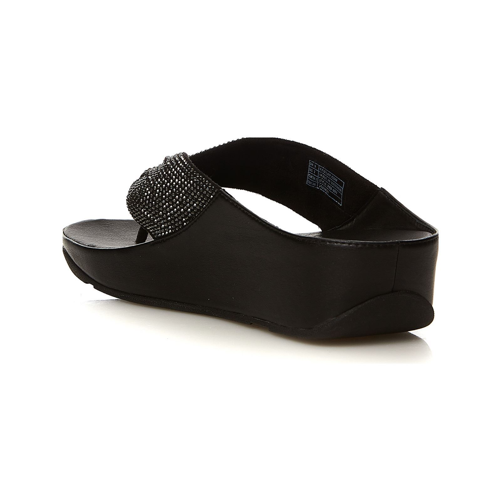 Fitflop Twiss NeroBrandalley Fitflop Crystal Twiss Fitflop Crystal Twiss NeroBrandalley Sandali Sandali ULSVqMGpz